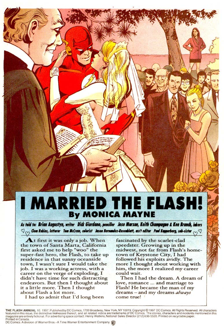 Read online The Flash (1987) comic -  Issue # _Annual 10 - 2