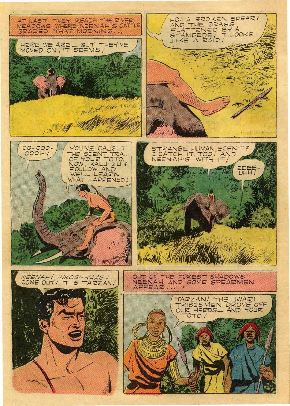 Tarzan (1948) issue 76 - Page 14