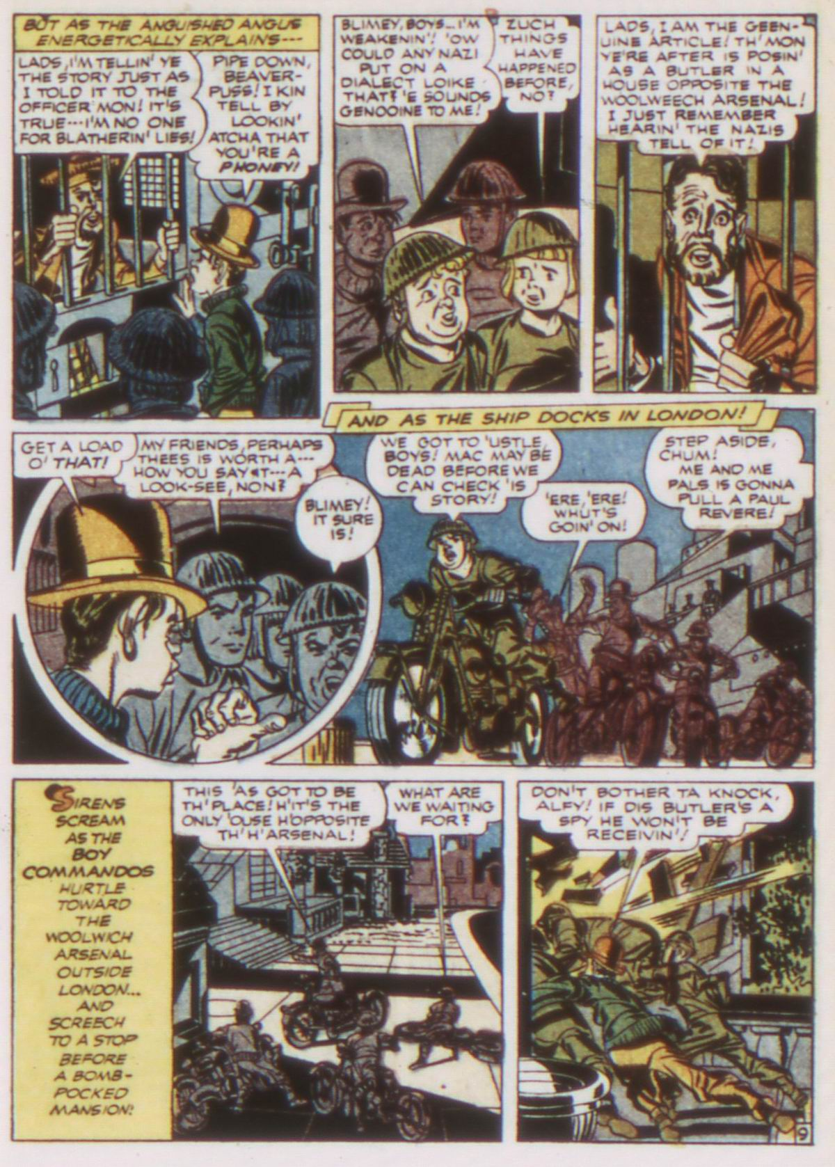 Read online Detective Comics (1937) comic -  Issue #75 - 25