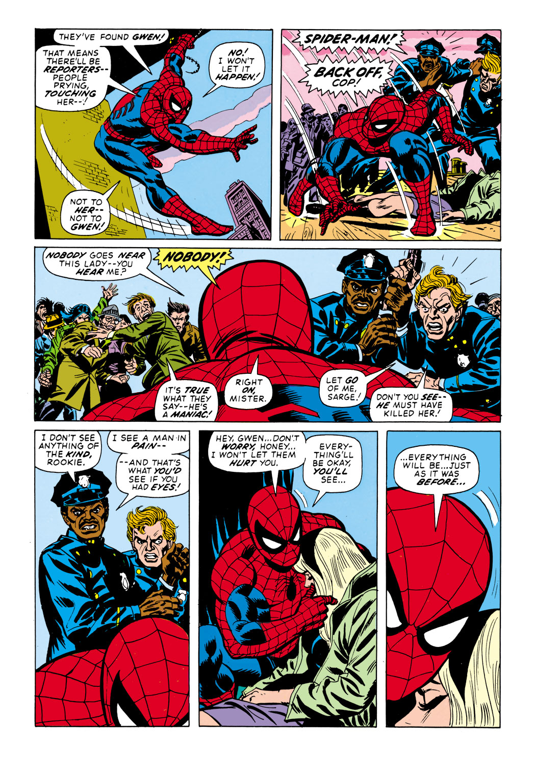 The Amazing Spider-Man (1963) 122 Page 5
