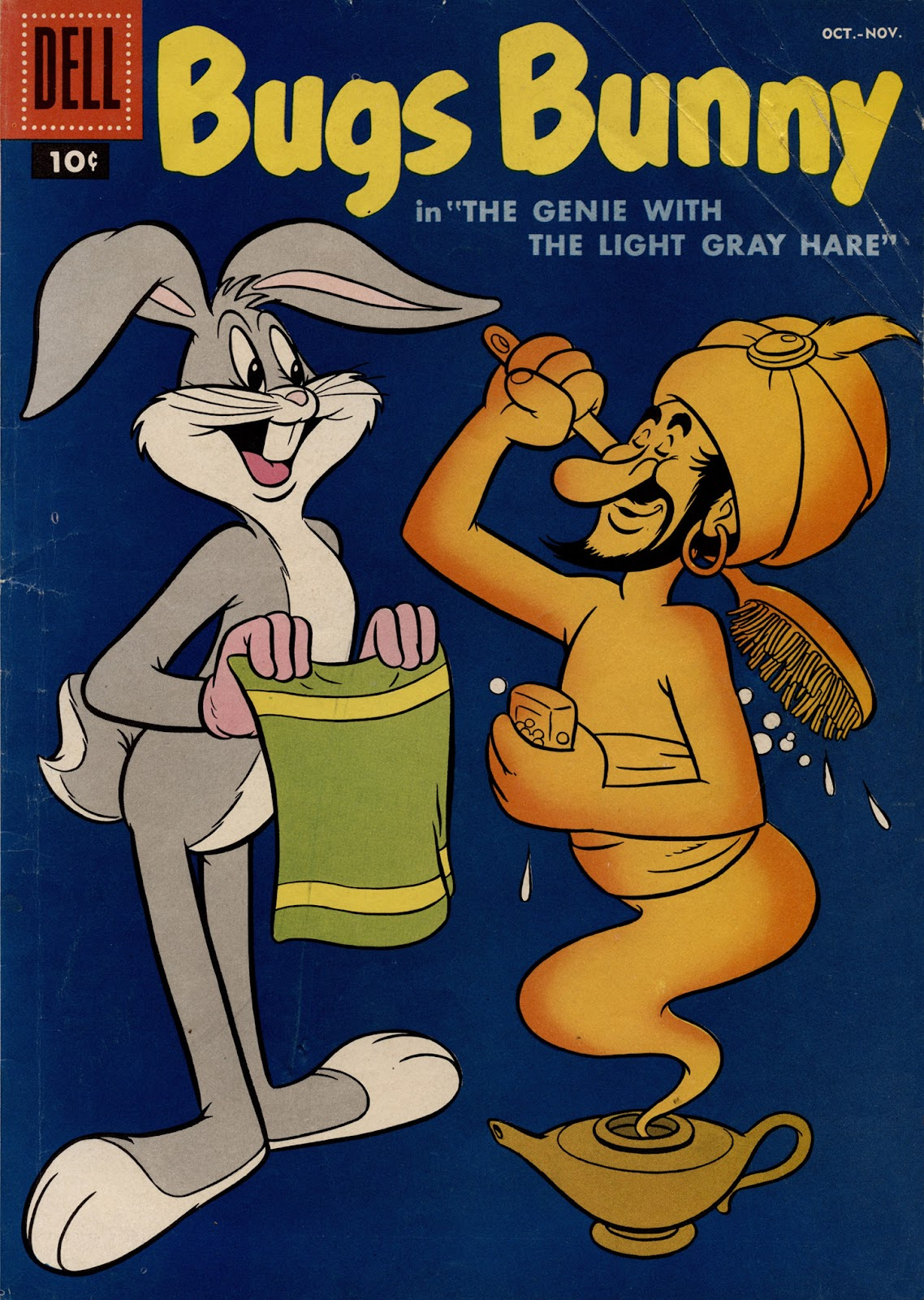 Bugs Bunny (1952) issue 57 - Page 1