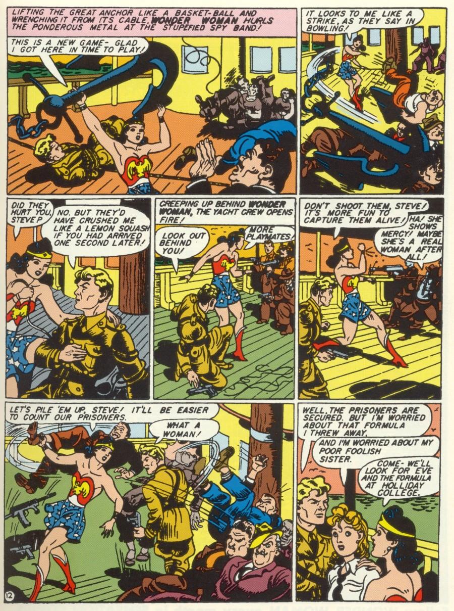 Read online Sensation (Mystery) Comics comic -  Issue #3 - 14