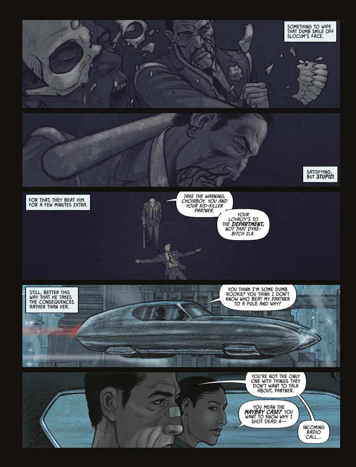 Judge Dredd Megazine (Vol. 5) issue 427 - Page 20