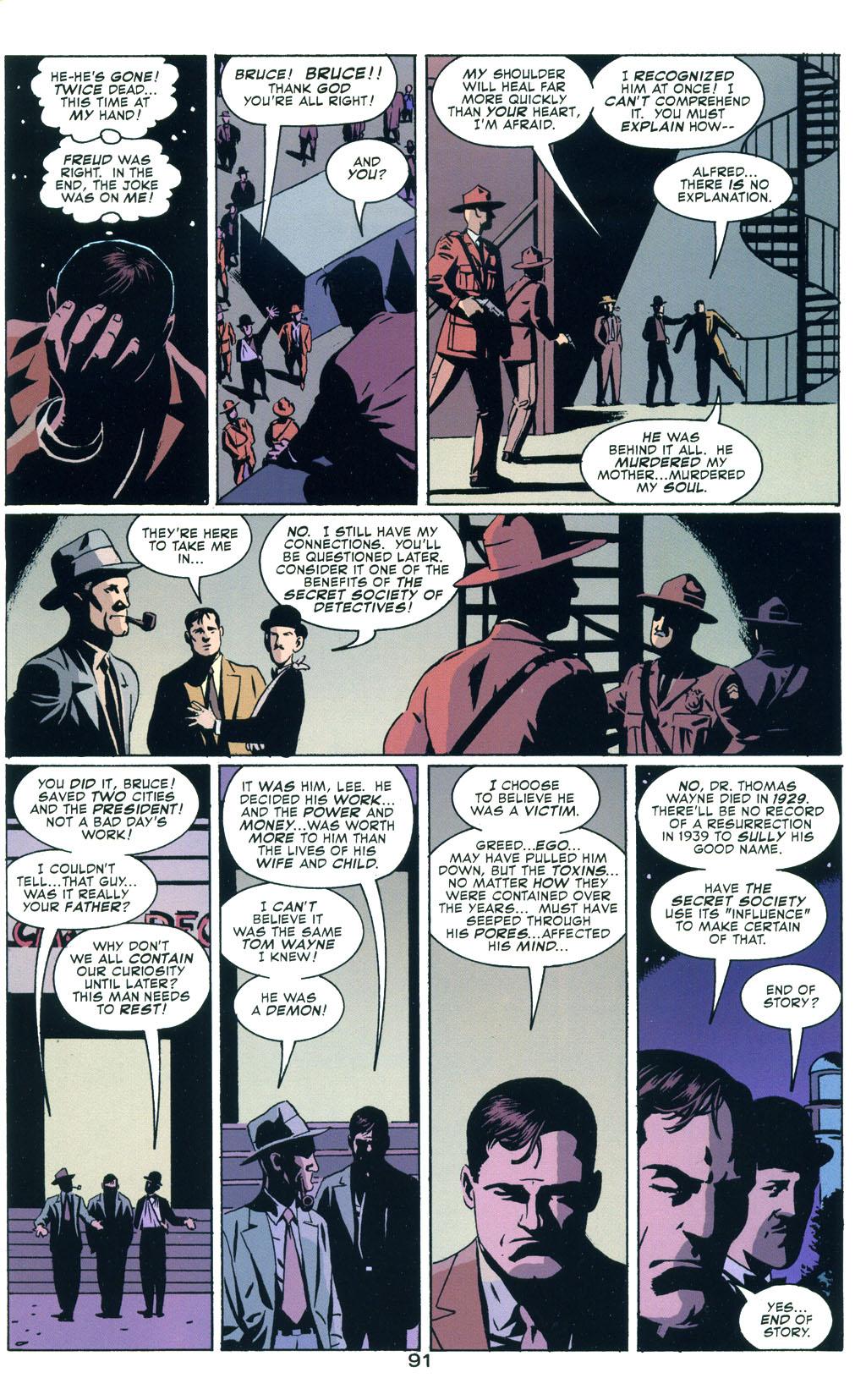 Read online Batman: Detective #27 comic -  Issue #27 TPB - 97