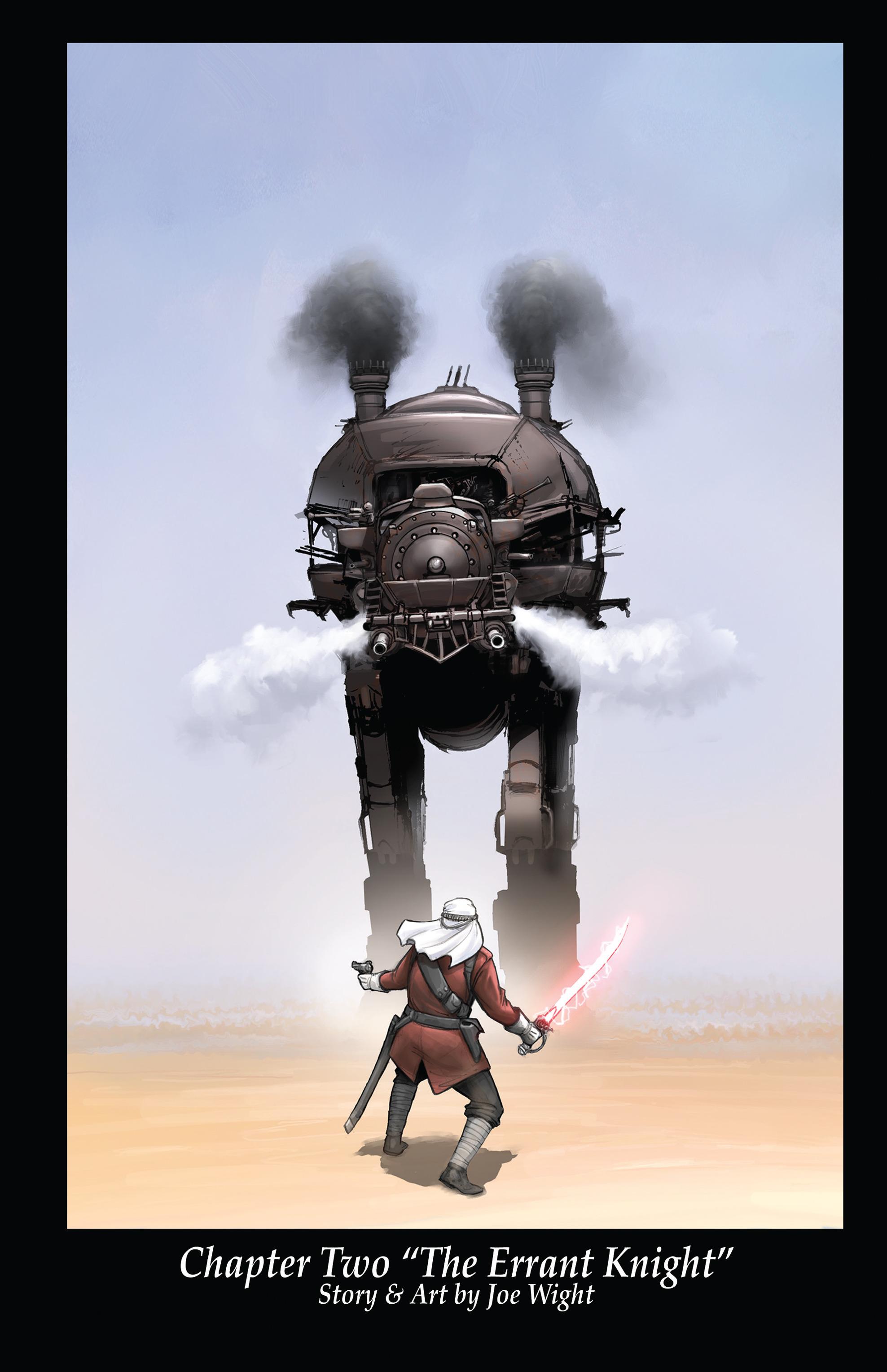 Read online Steam Wars: First Empire comic -  Issue #3 - 3
