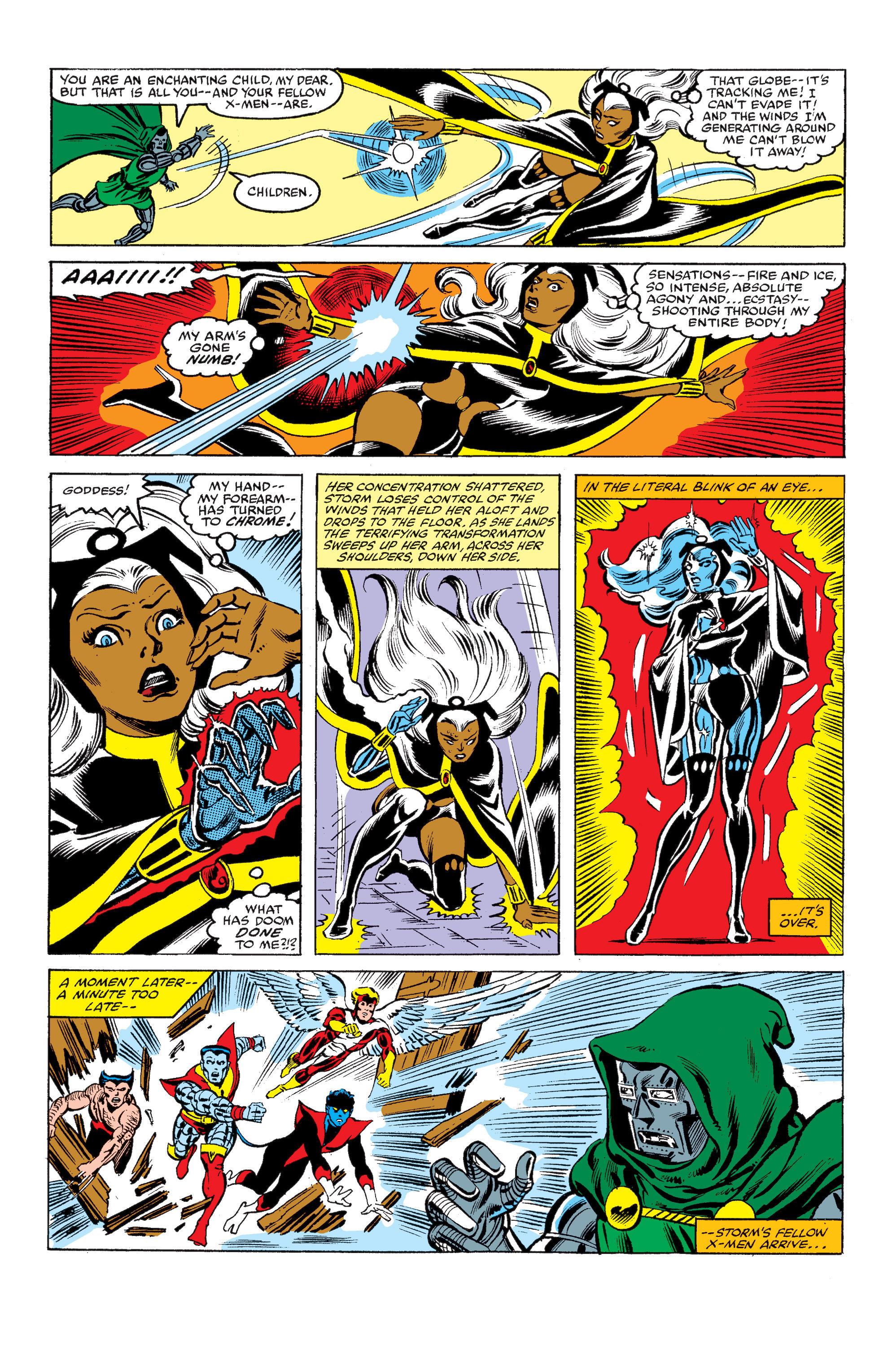 Read online Uncanny X-Men (1963) comic -  Issue #145 - 22