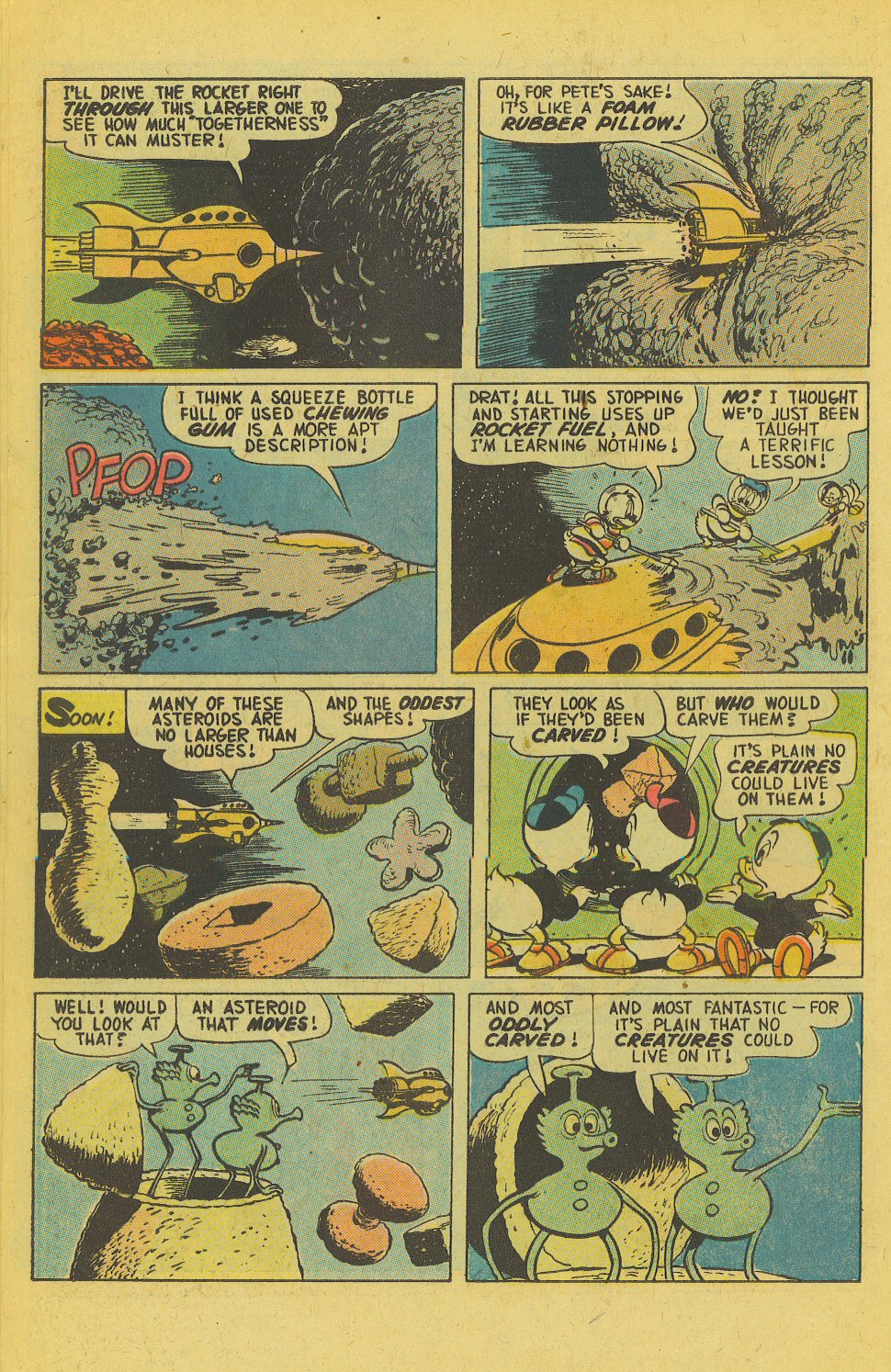 Read online Uncle Scrooge (1953) comic -  Issue #143 - 10