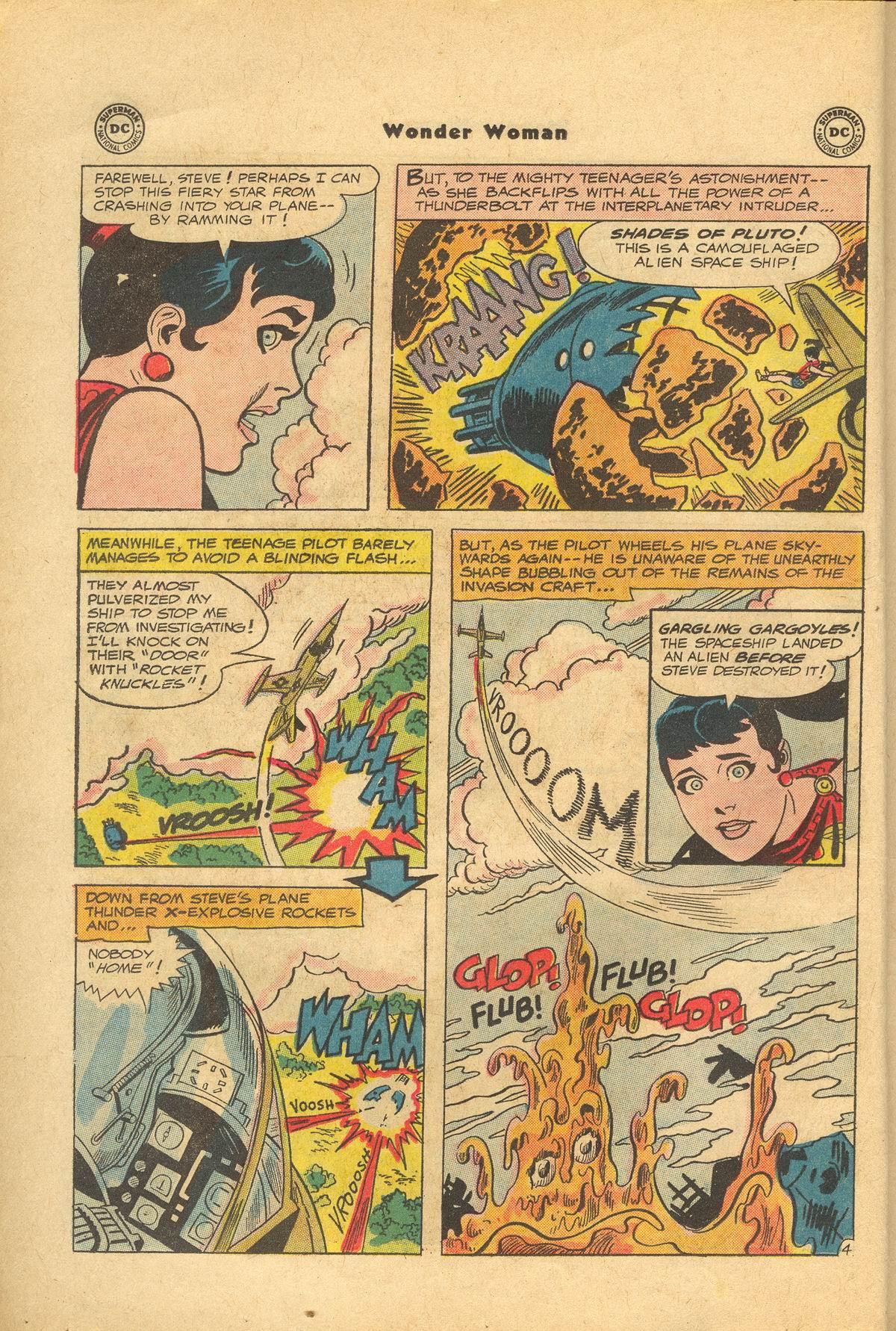 Read online Wonder Woman (1942) comic -  Issue #151 - 6