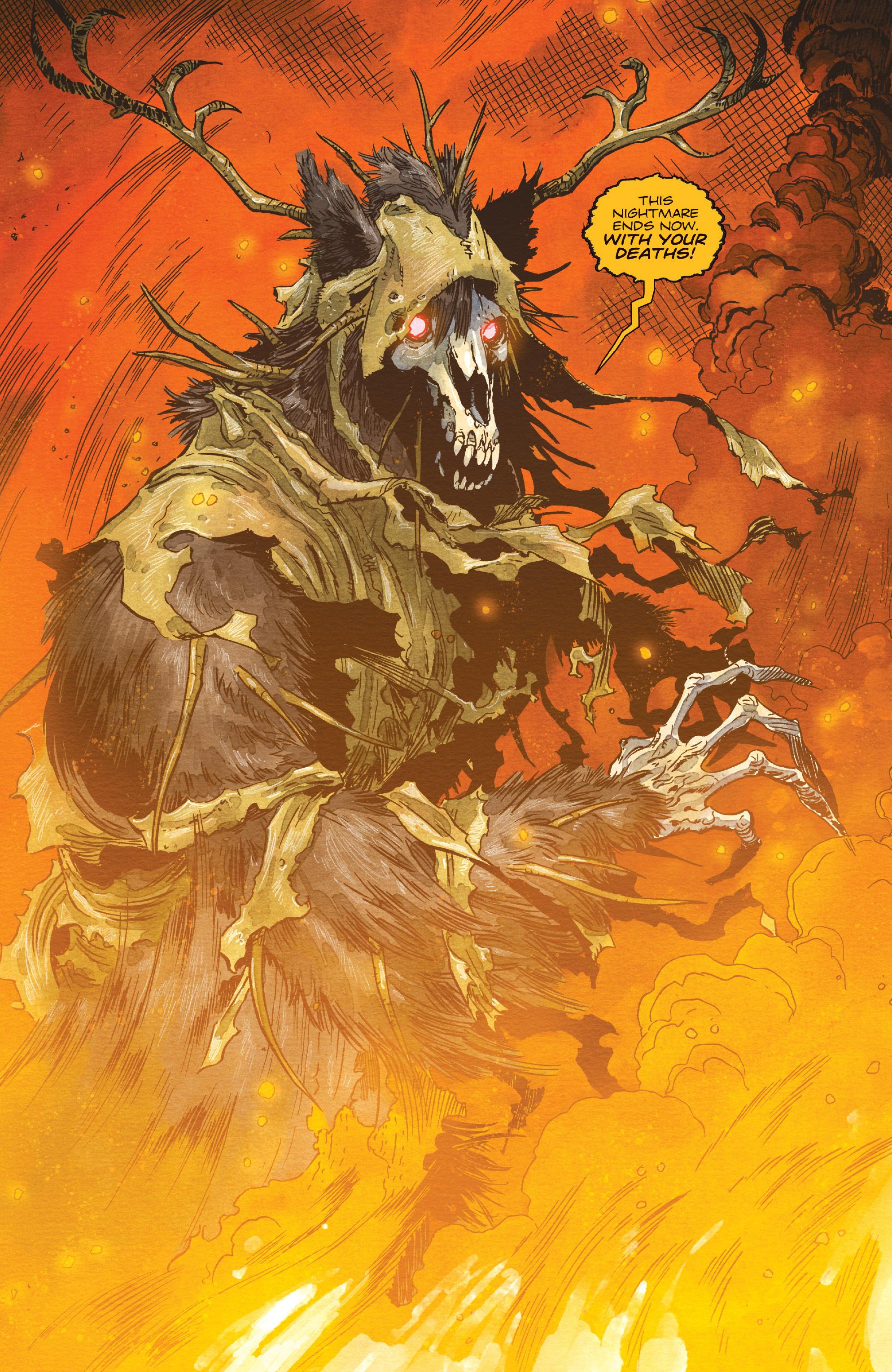 Read online Manifest Destiny comic -  Issue #28 - 22