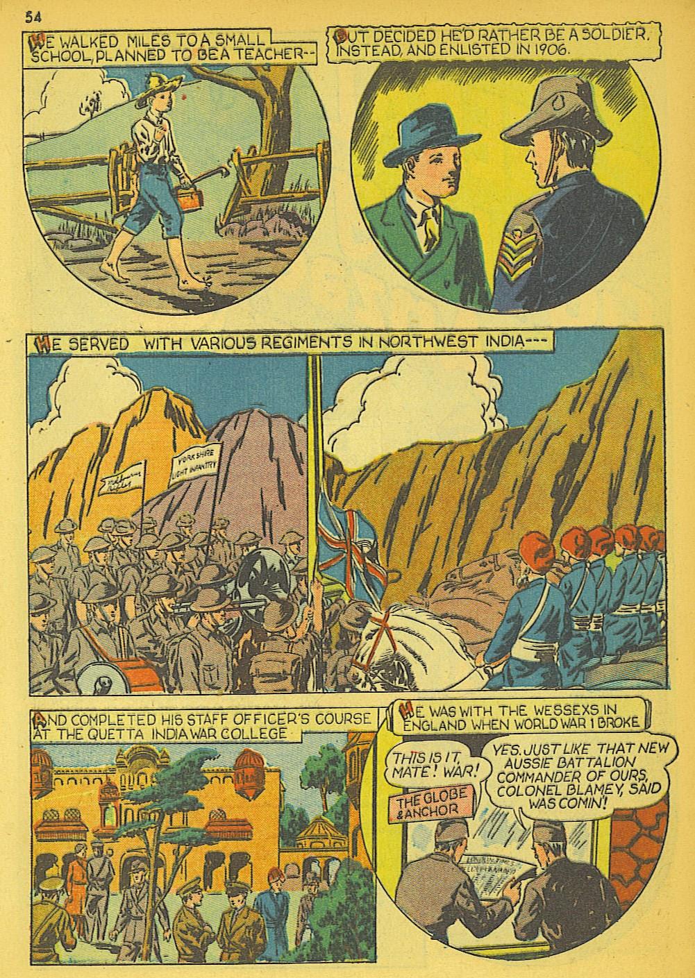 Read online Super-Magician Comics comic -  Issue #19 - 46