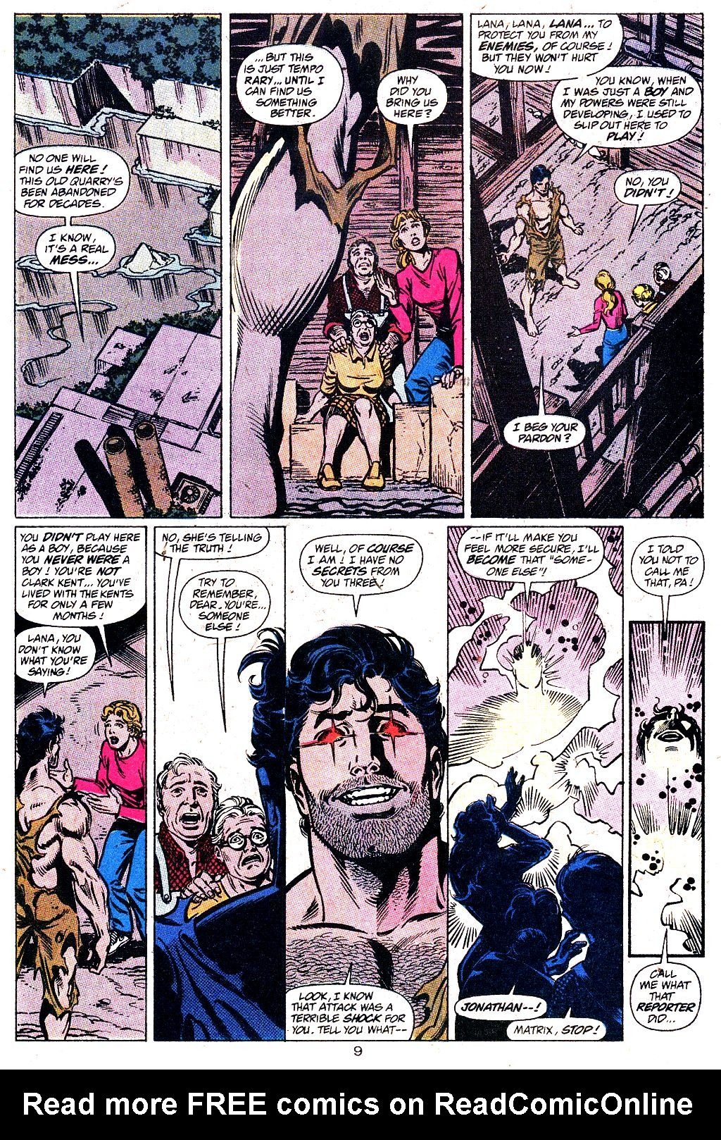 Action Comics (1938) 644 Page 9