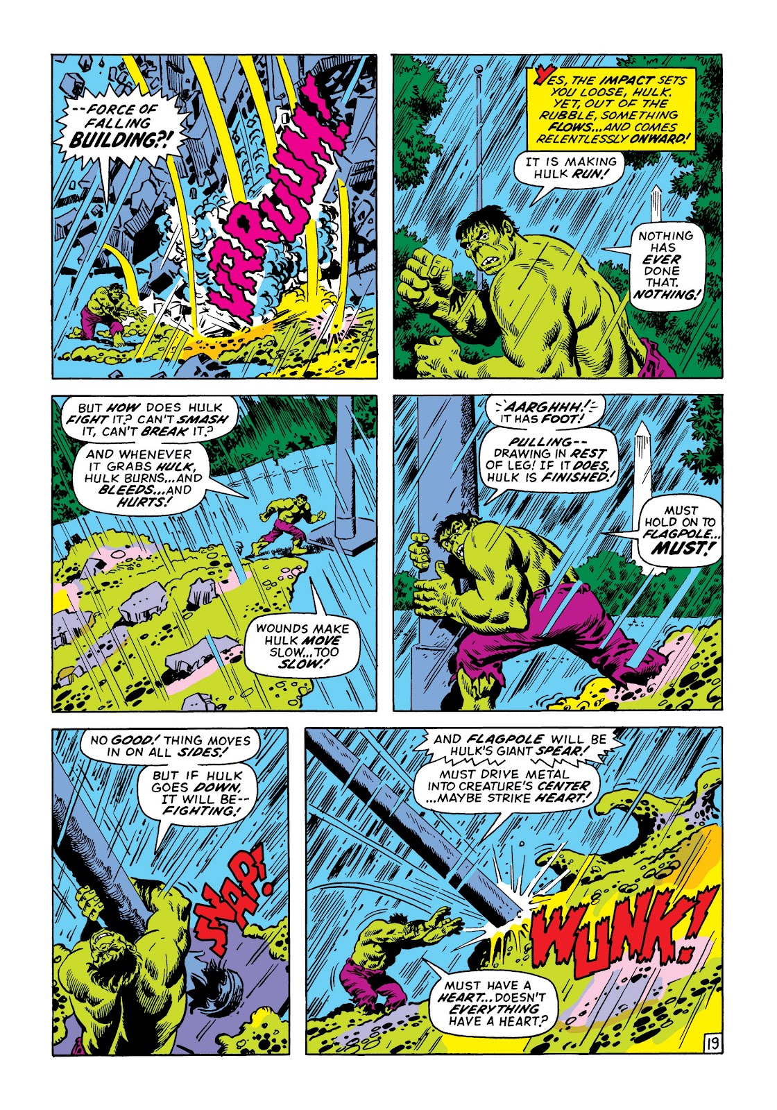 Read online Marvel Masterworks: The Incredible Hulk comic -  Issue # TPB 8 (Part 2) - 71