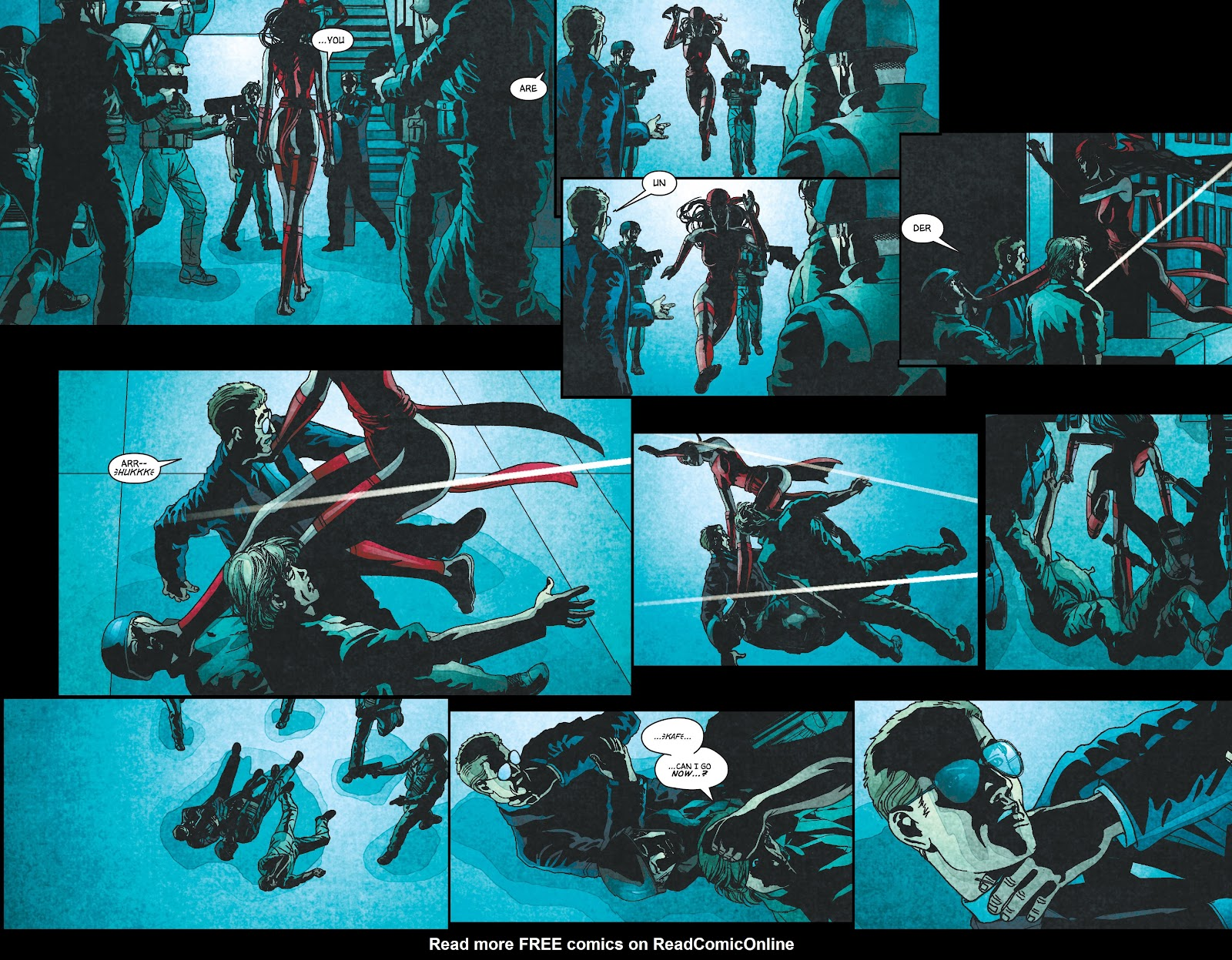 Read online Elektra (2001) comic -  Issue # _TPB Elektra by Greg Rucka Ultimate Collection (Part 1) - 34