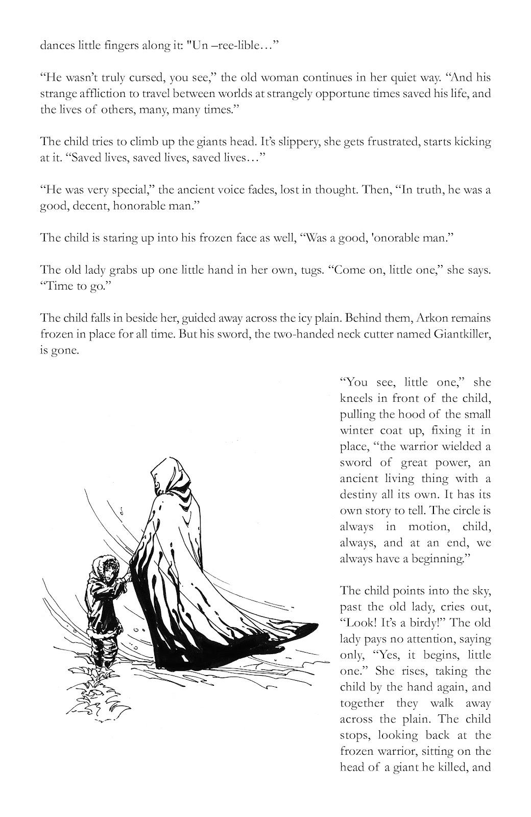 Read online Giantkillers One-Shot comic -  Issue # Full - 35