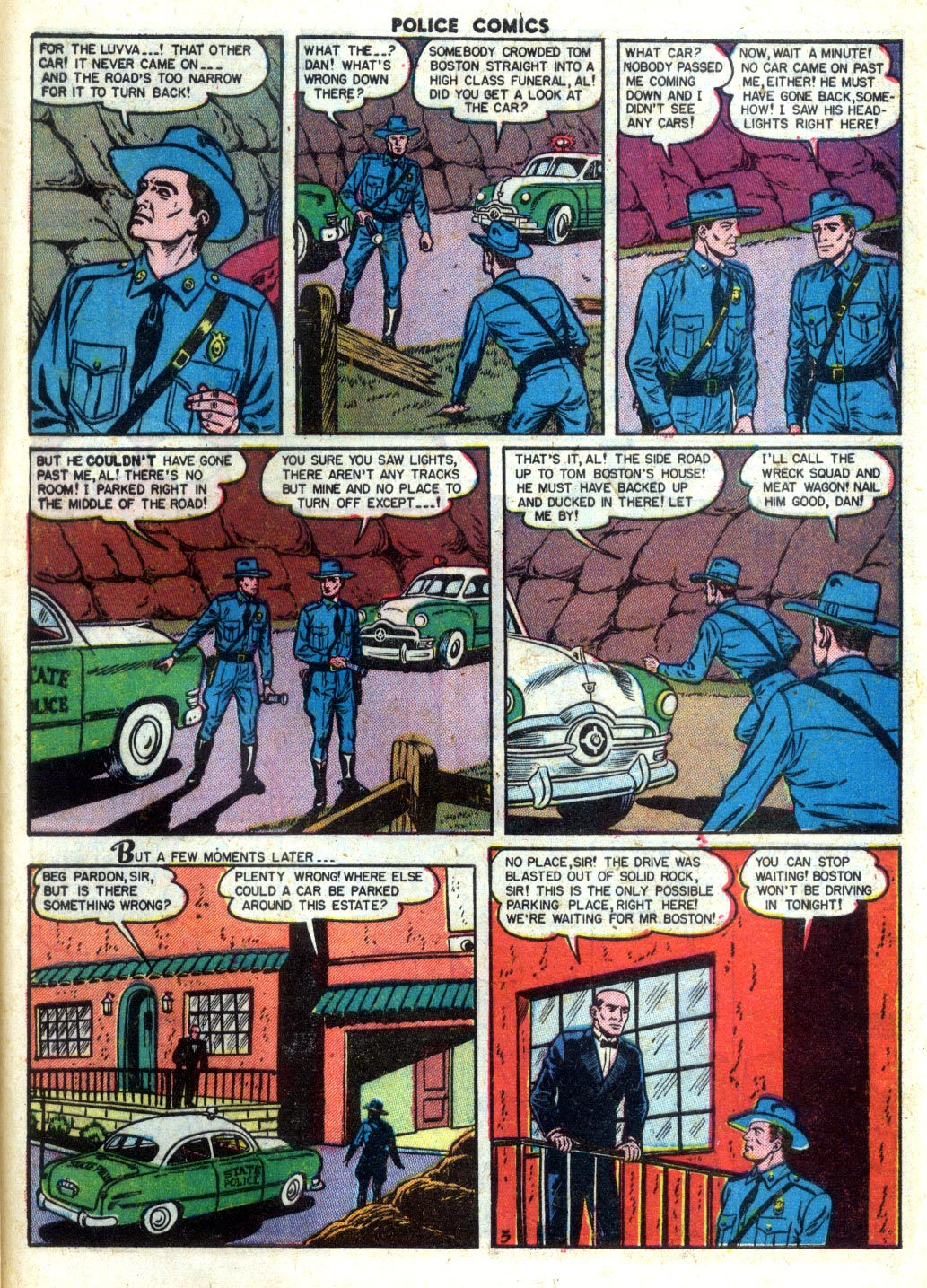Police Comics issue 105 - Page 45