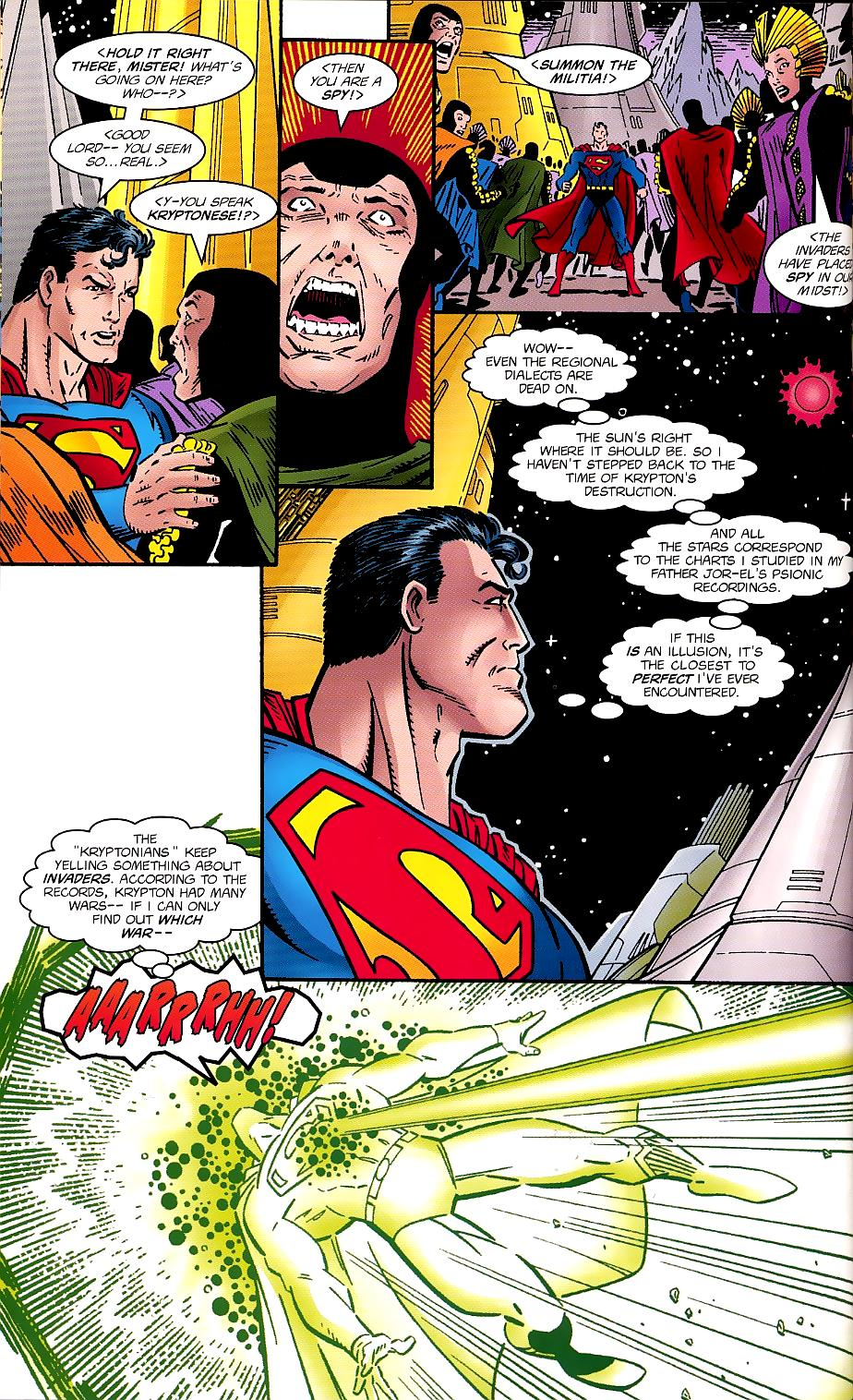 Read online Silver Surfer/Superman comic -  Issue # Full - 8