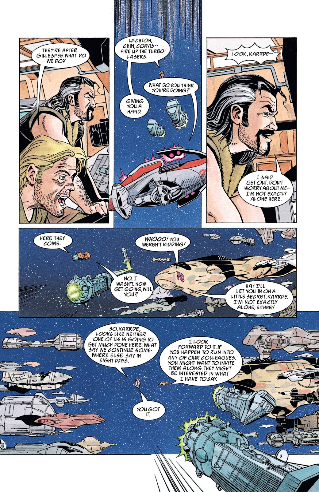 Read online Star Wars Legends: The New Republic - Epic Collection comic -  Issue # TPB 4 (Part 4) - 25