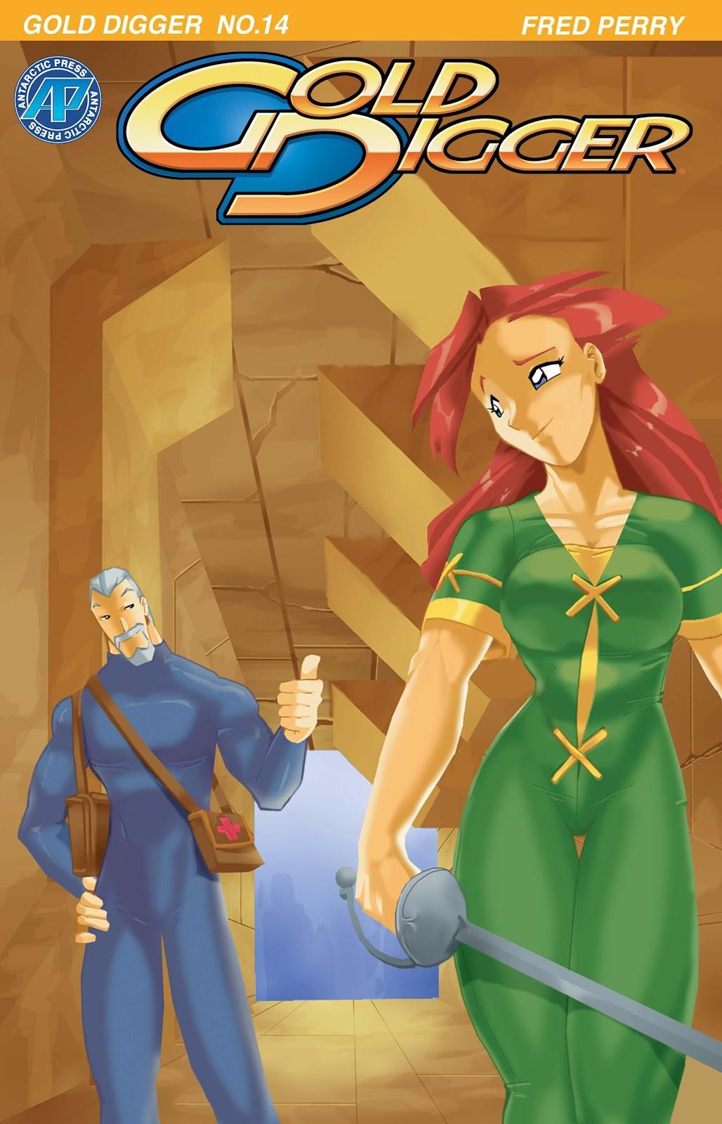 Gold Digger (1999) 14 Page 1
