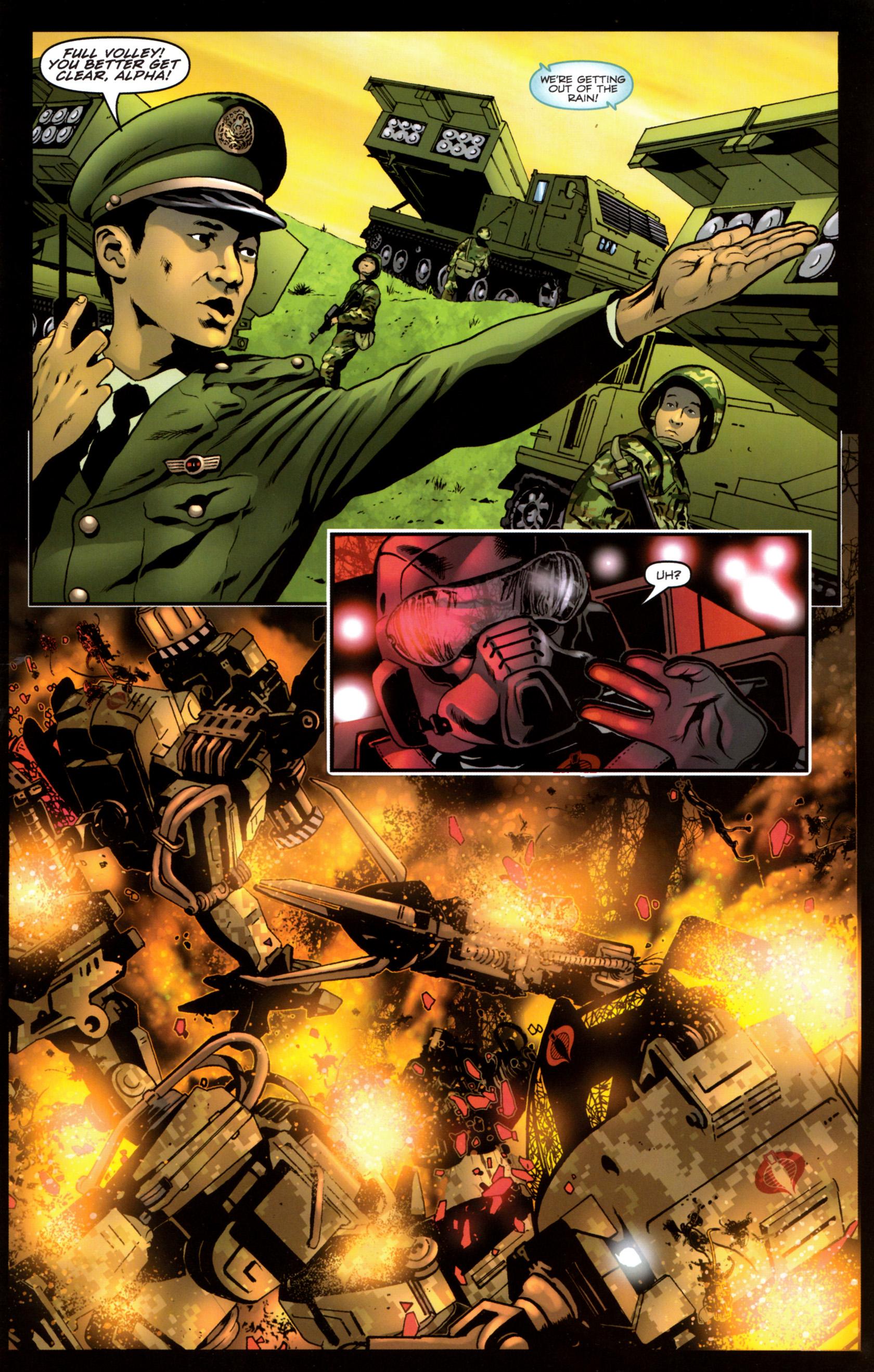 Read online G.I. Joe: Snake Eyes comic -  Issue #9 - 6
