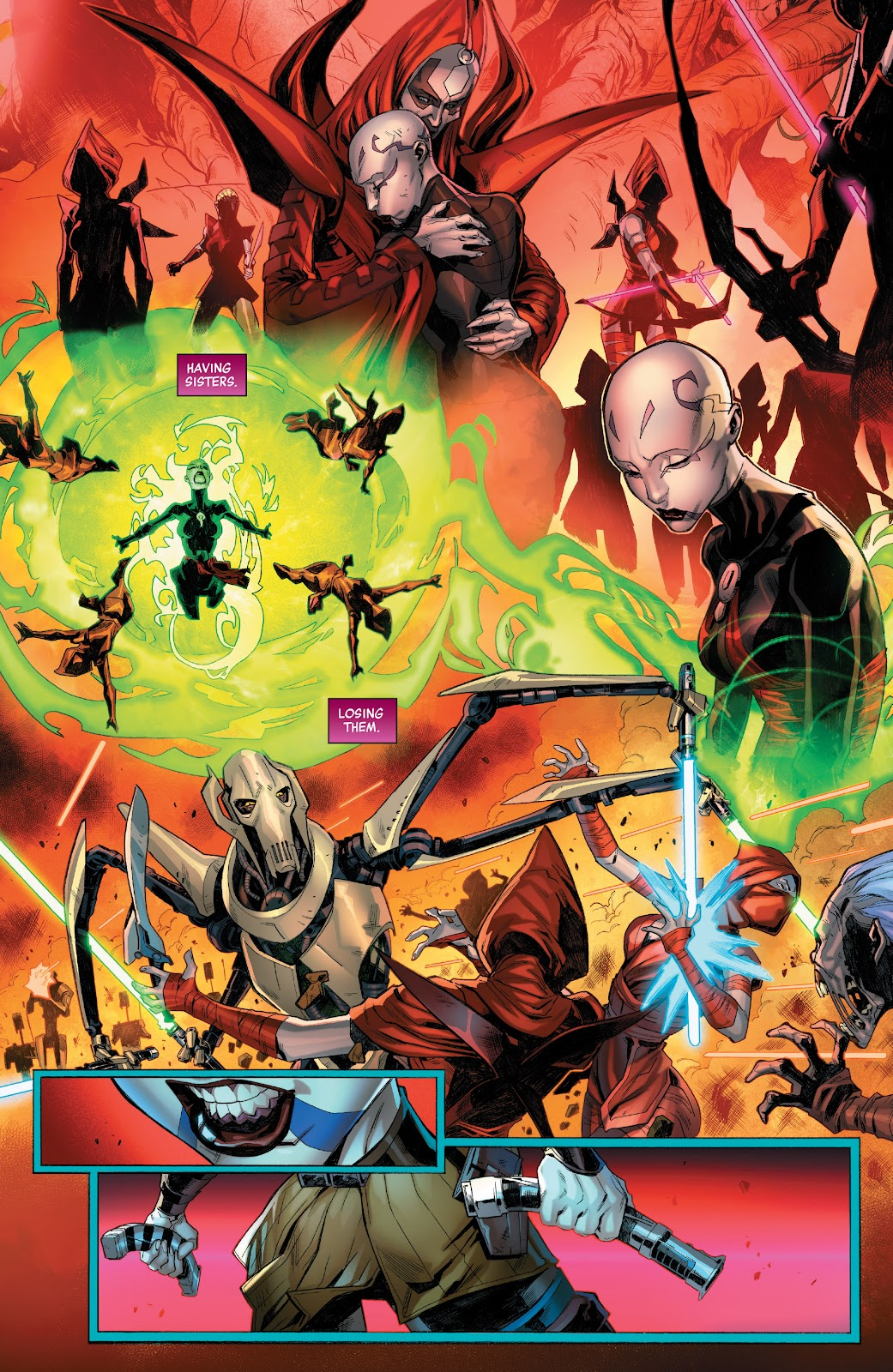 Read online Star Wars: Age of Republic Special comic -  Issue # Full - 18