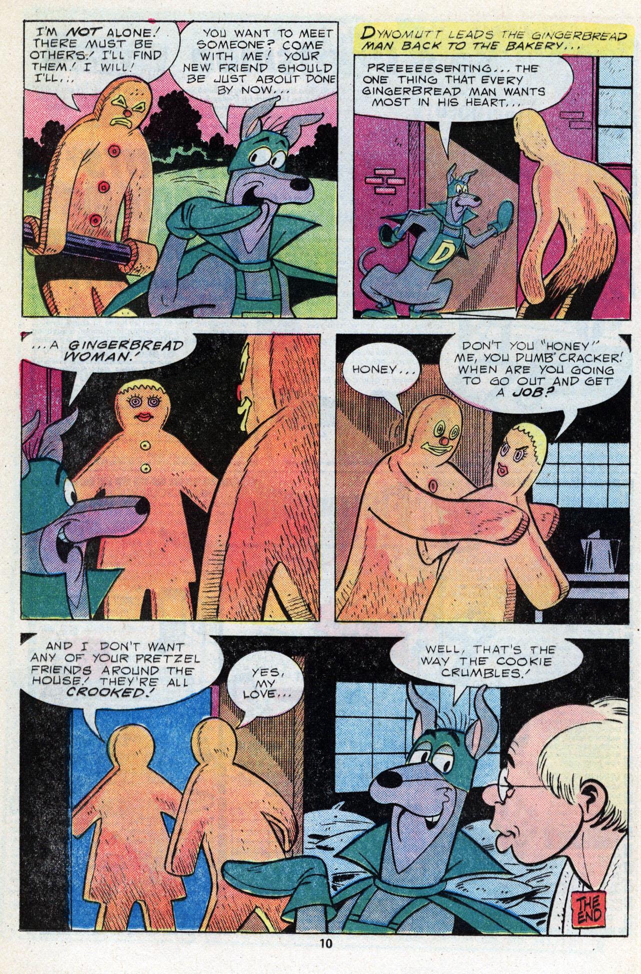 Read online TV Stars comic -  Issue #3 - 12