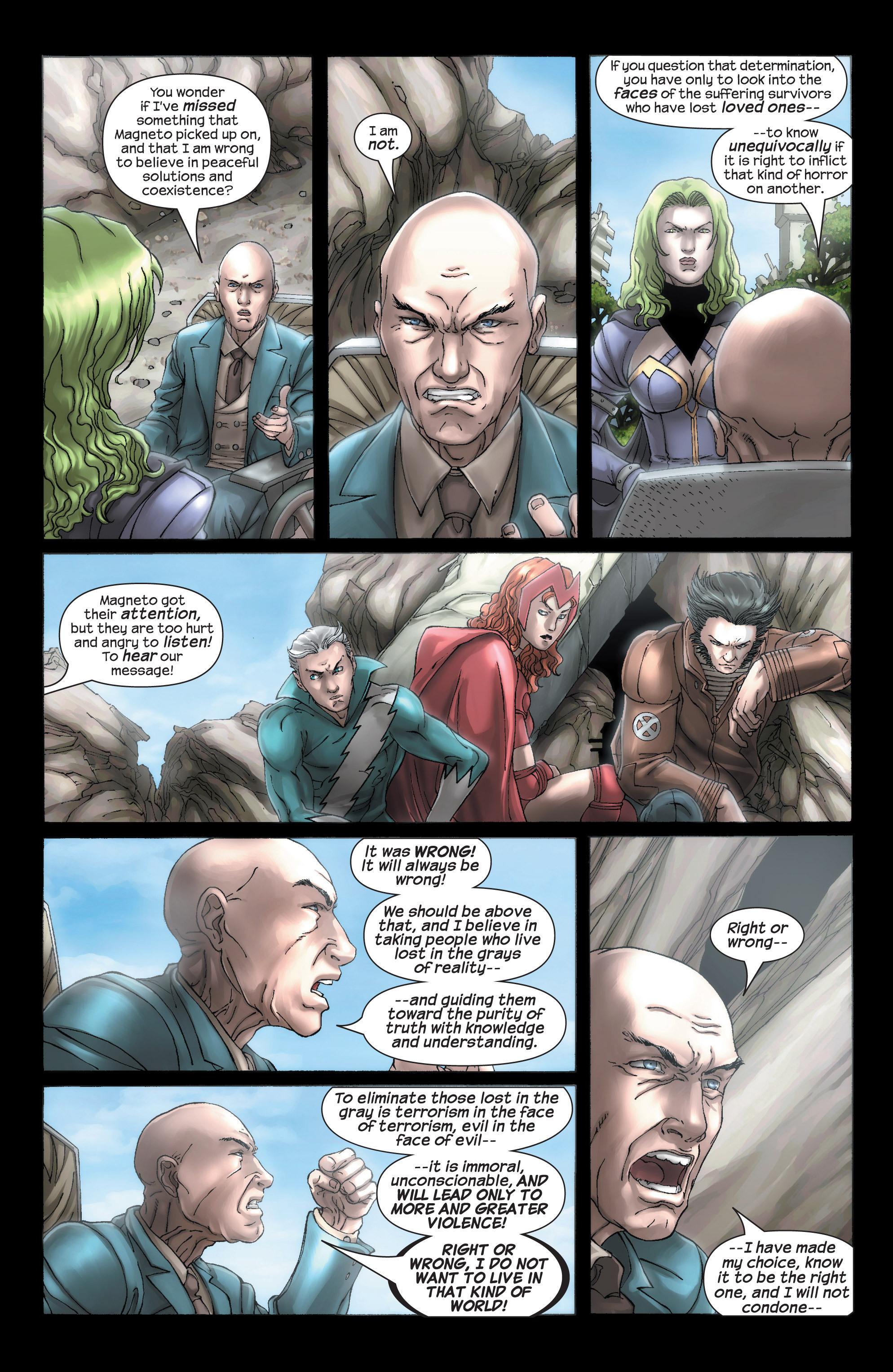 Read online Uncanny X-Men (1963) comic -  Issue #443 - 11