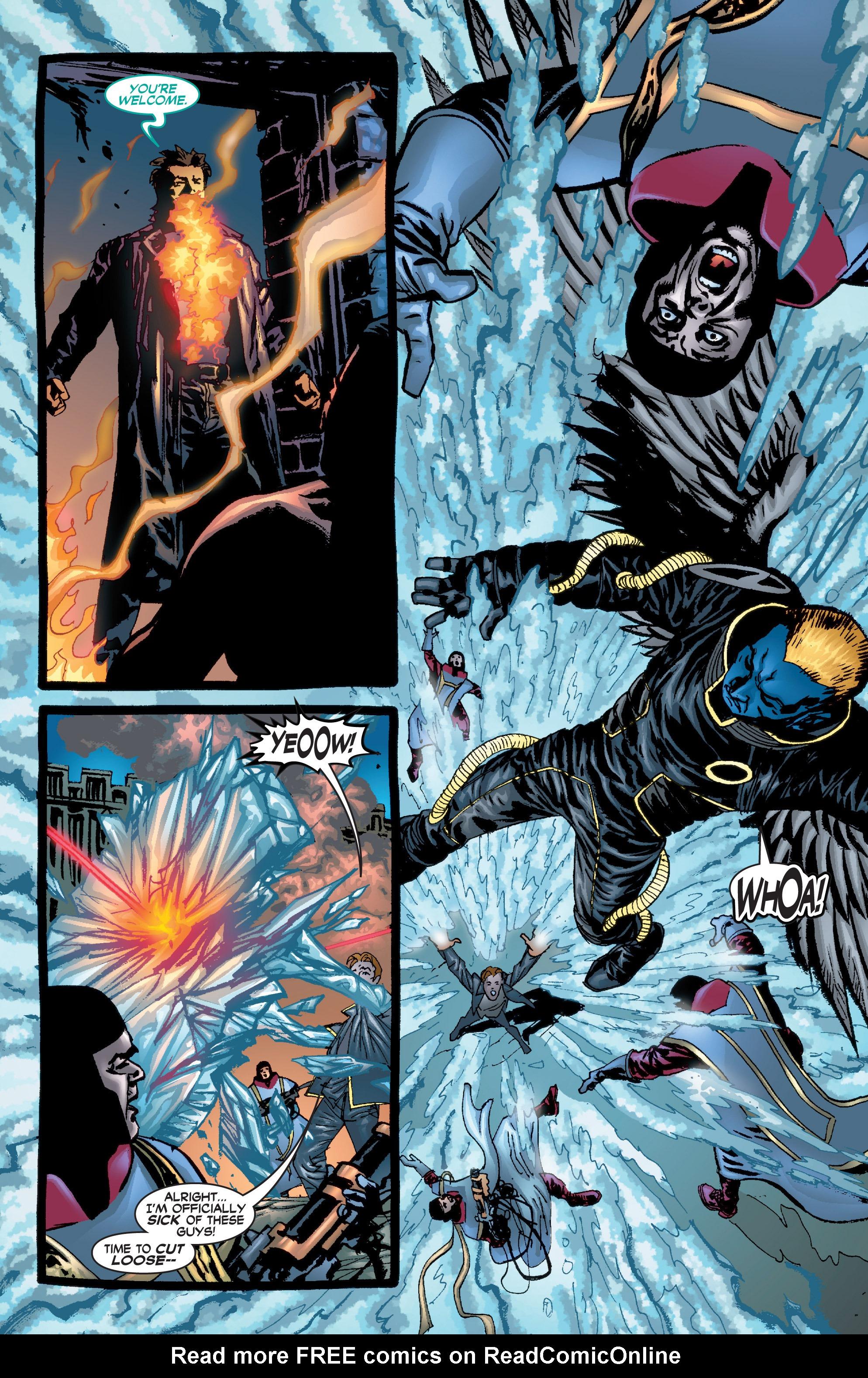 Read online Uncanny X-Men (1963) comic -  Issue #400 - 34