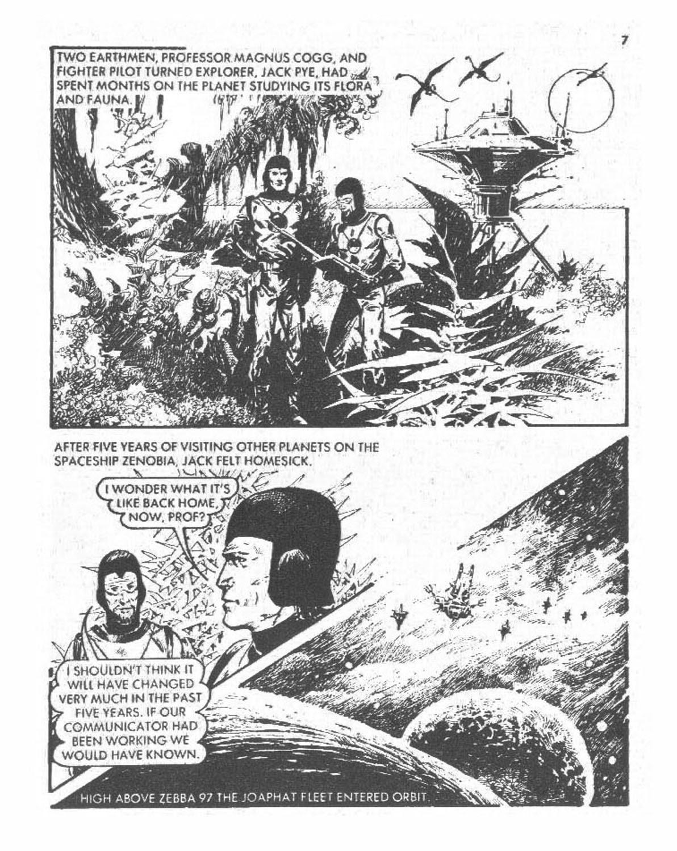 Starblazer issue 29 - Page 7