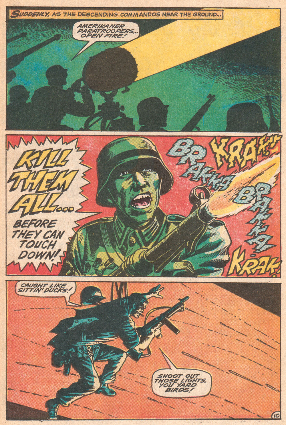 Read online Sgt. Fury comic -  Issue #70 - 16