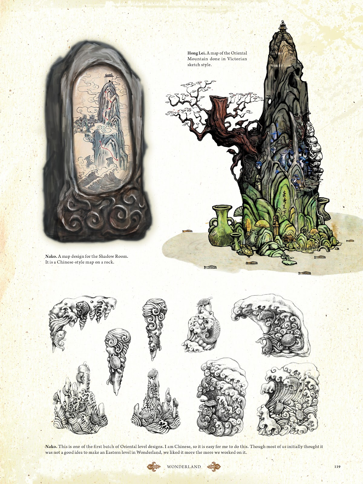 Read online The Art of Alice: Madness Returns comic -  Issue # TPB (Part 2) - 16