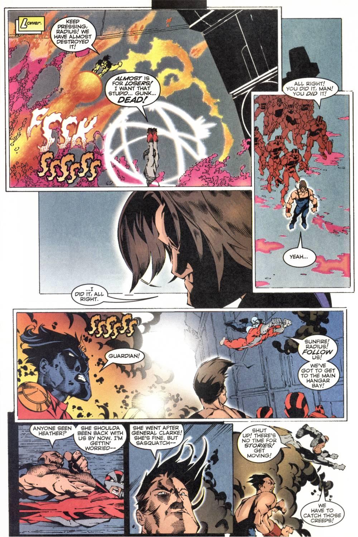 Read online Alpha Flight (1997) comic -  Issue #12 - 31