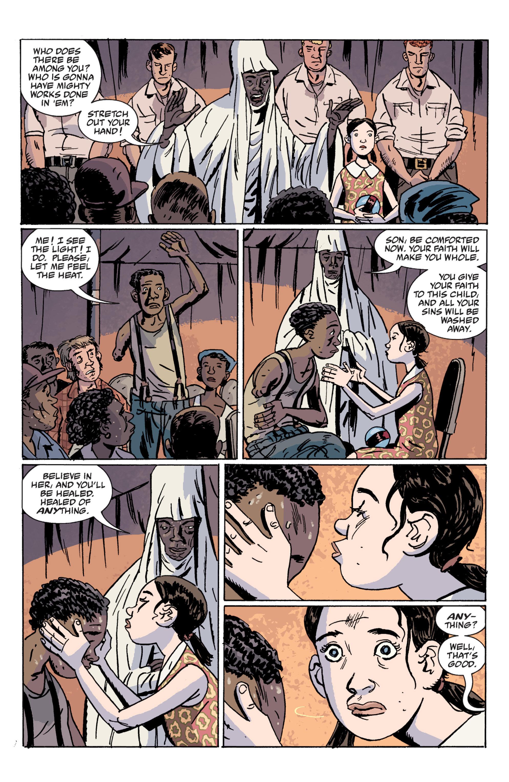 Read online B.P.R.D. (2003) comic -  Issue # TPB 12 - 44