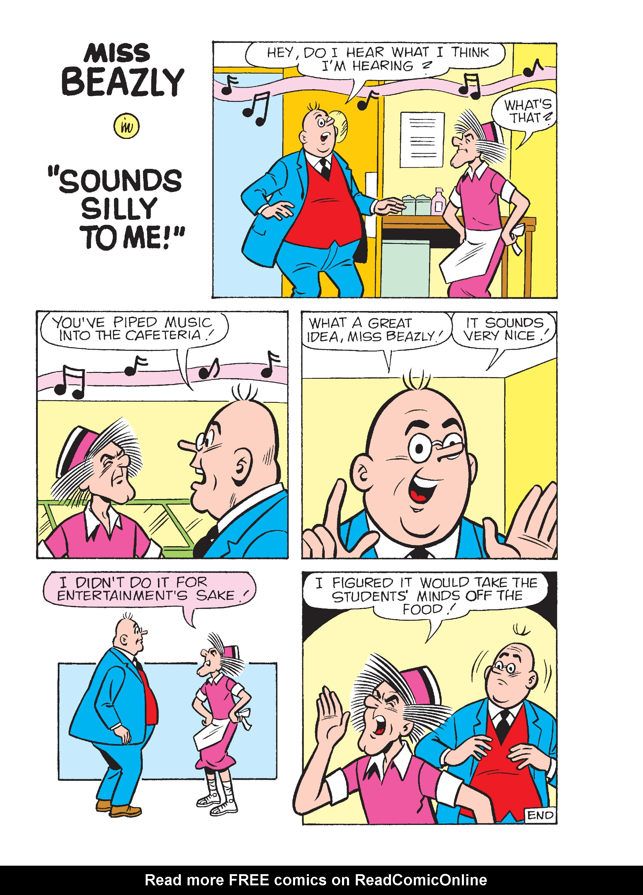 Read online World of Archie Double Digest comic -  Issue #55 - 60