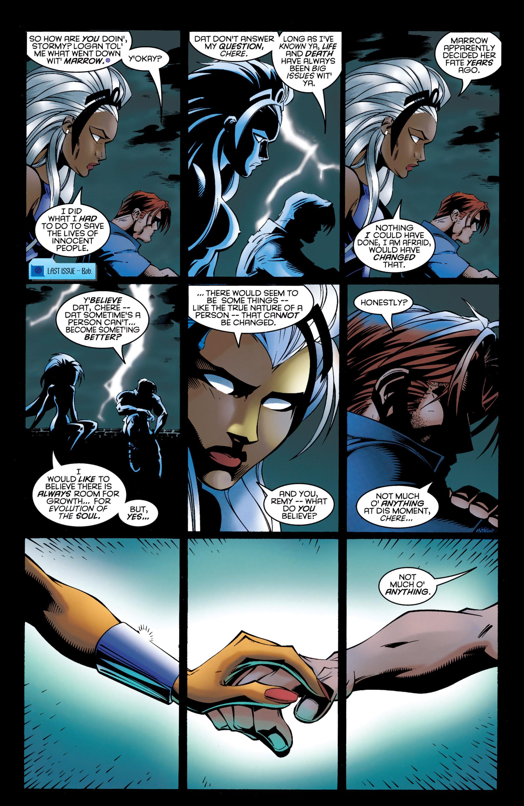Read online Uncanny X-Men (1963) comic -  Issue #326 - 4