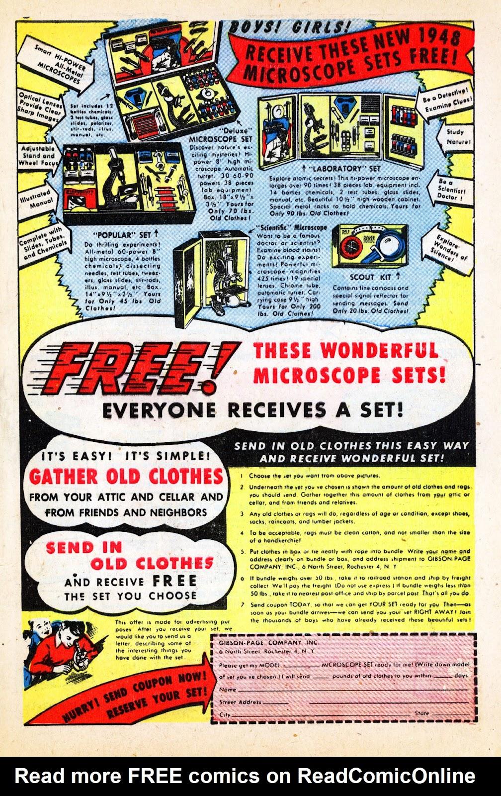 Georgie Comics (1945) issue 17 - Page 49