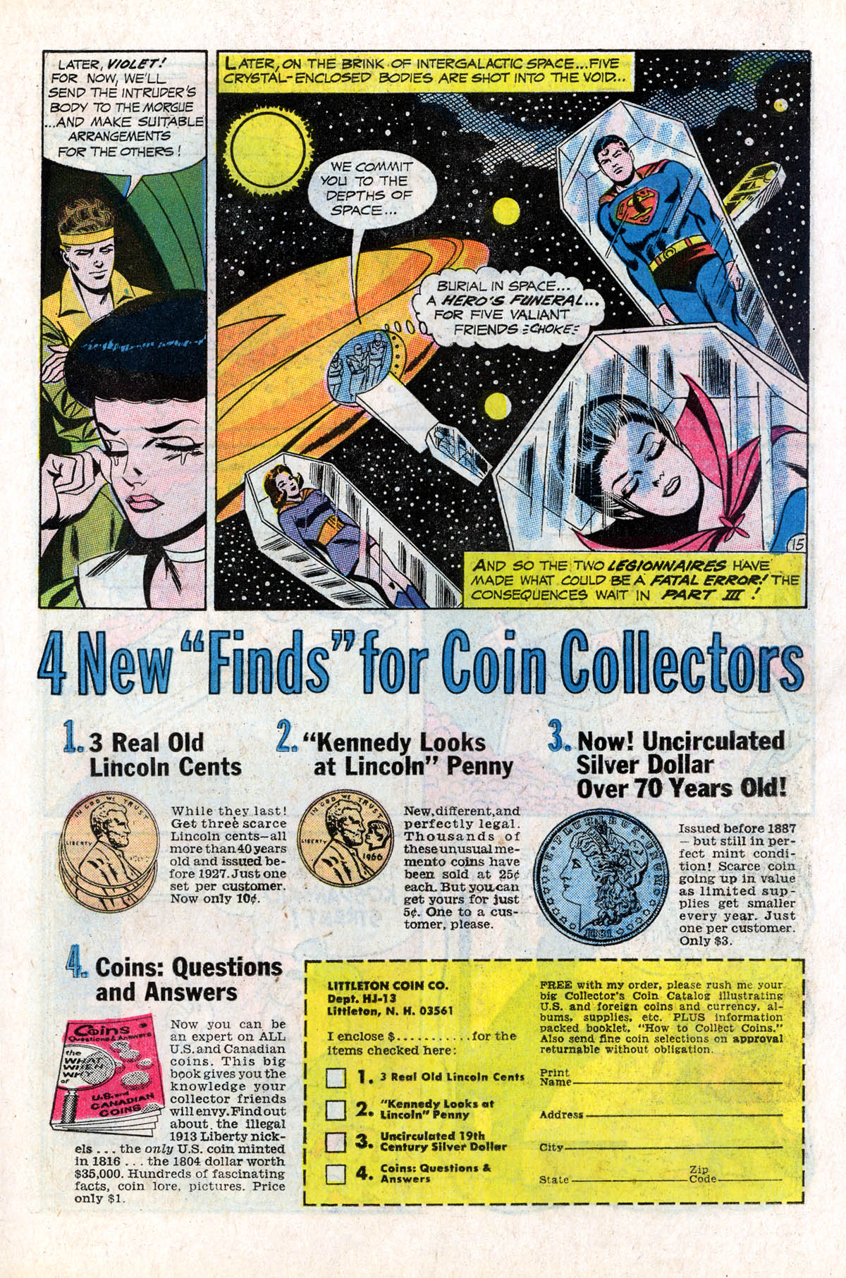 Read online Adventure Comics (1938) comic -  Issue #379 - 19