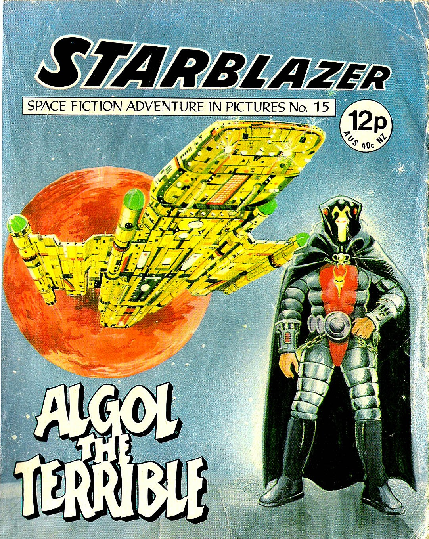 Starblazer issue 15 - Page 1
