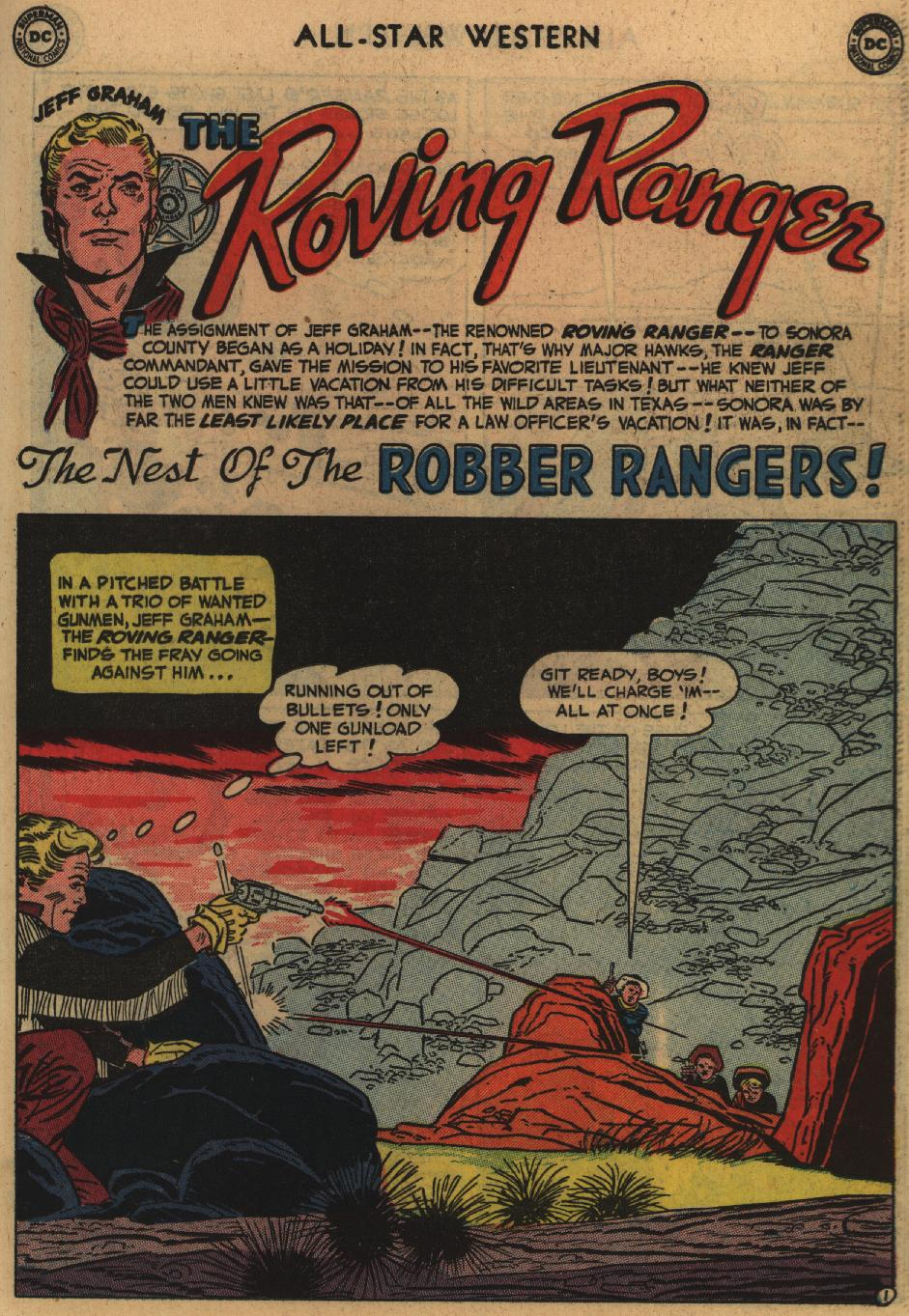 Read online All-Star Western (1951) comic -  Issue #60 - 27