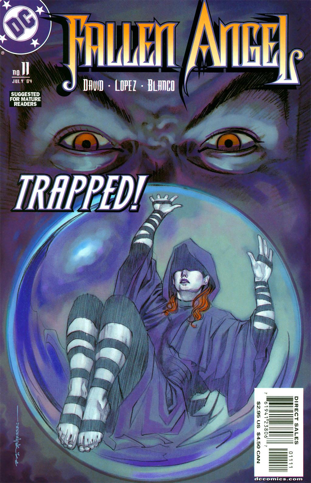 Read online Fallen Angel (2003) comic -  Issue #11 - 1