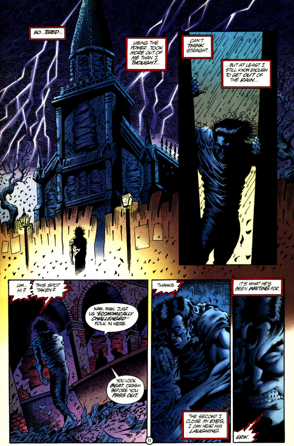 Read online Rune (1995) comic -  Issue # _Infinity - 13