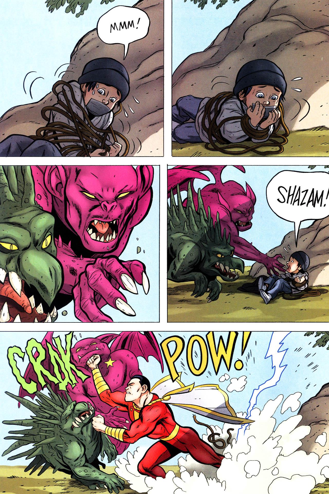 Read online Shazam!: The Monster Society of Evil comic -  Issue #3 - 24