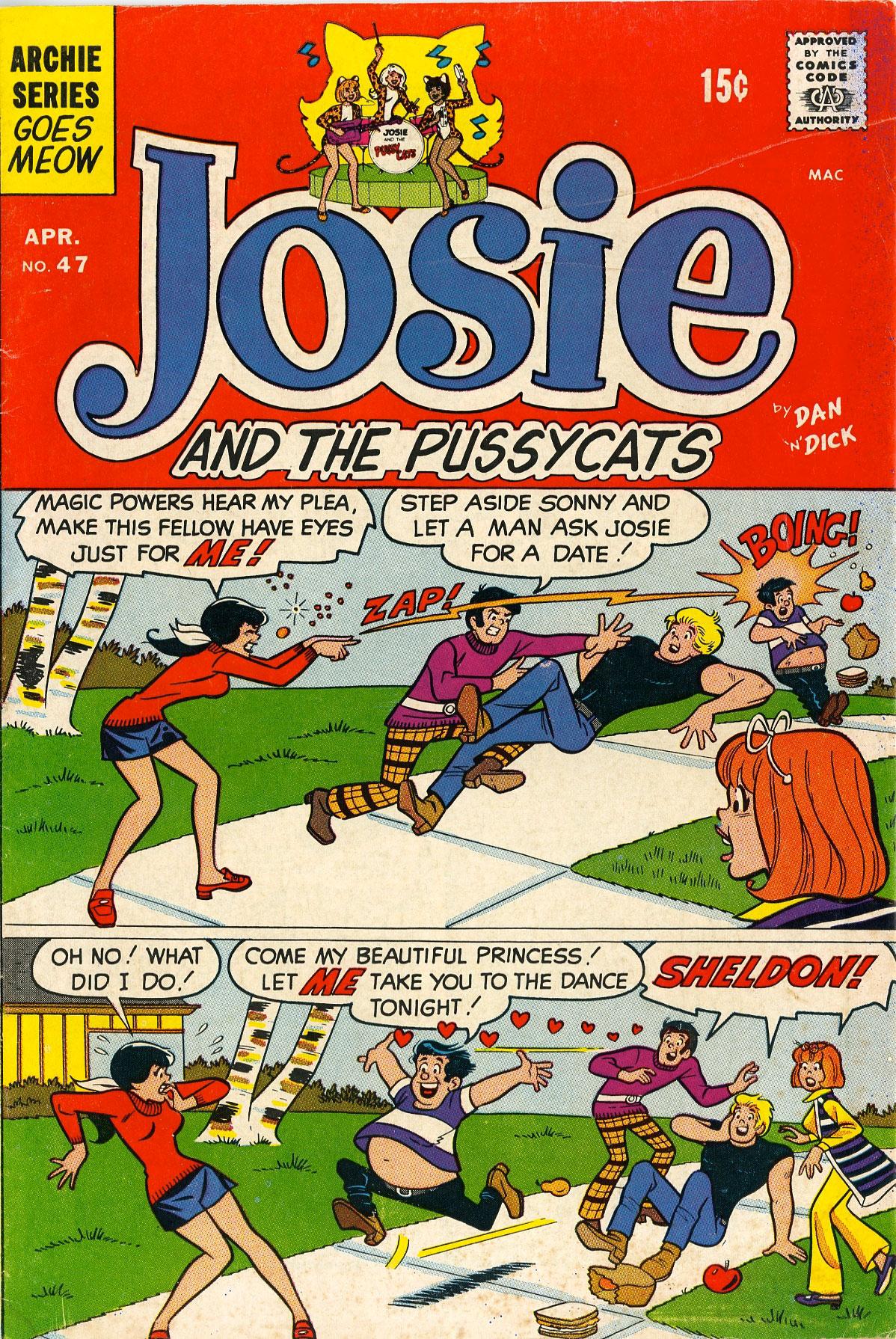 Read online She's Josie comic -  Issue #47 - 1