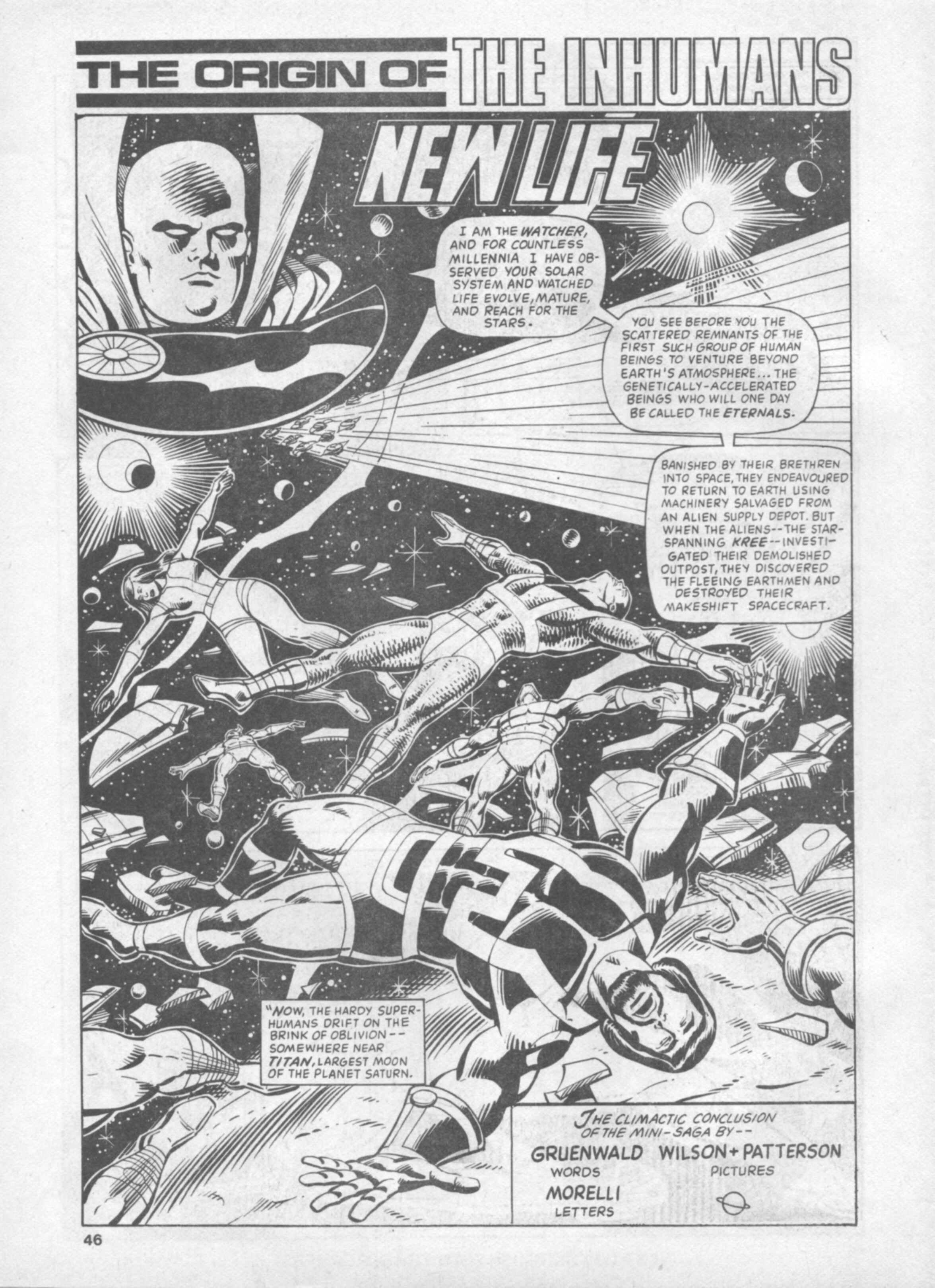 Read online Future Tense comic -  Issue #40 - 46