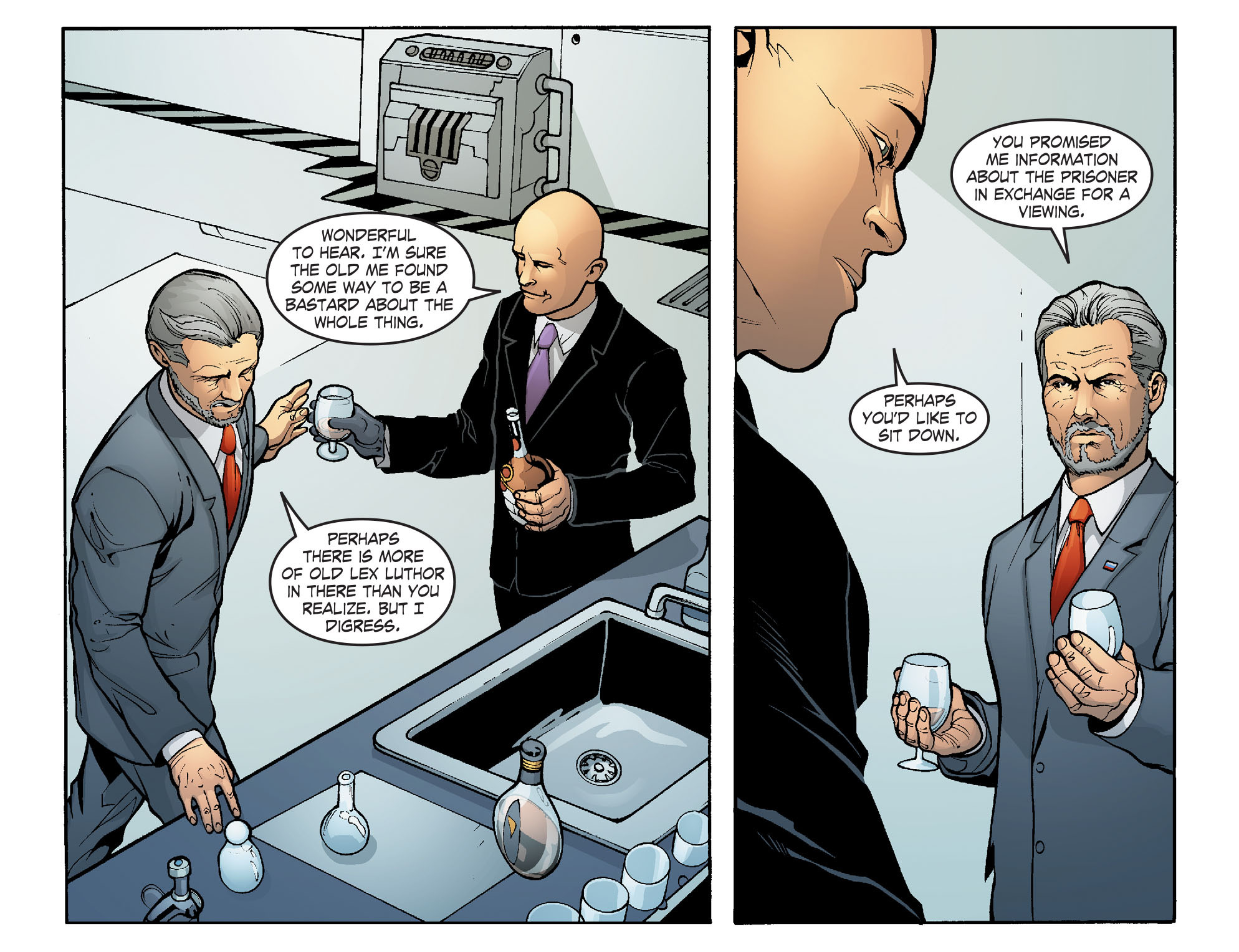Read online Smallville: Alien comic -  Issue #5 - 4