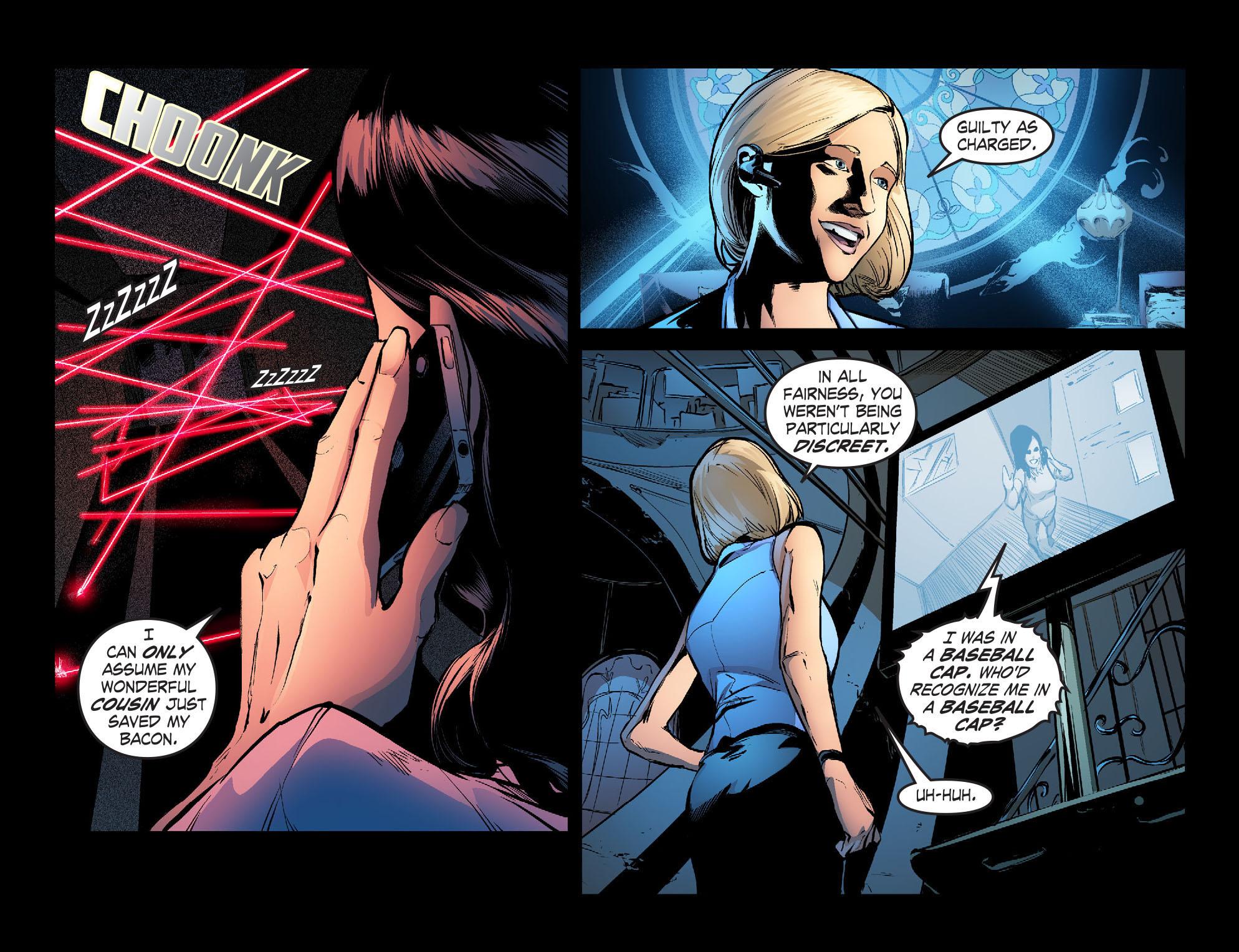 Read online Smallville: Season 11 comic -  Issue #30 - 14