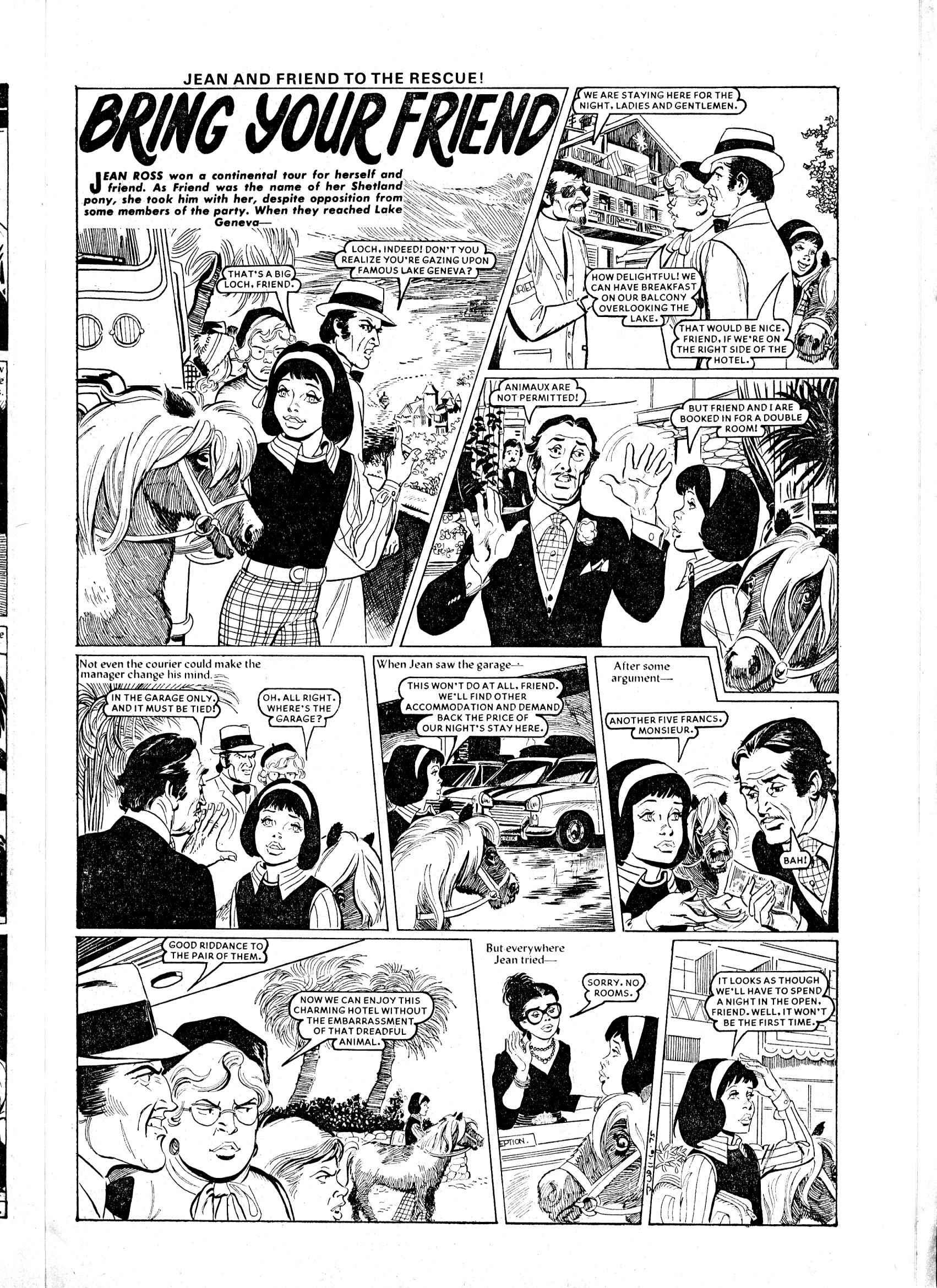 Read online Judy comic -  Issue #822 - 5
