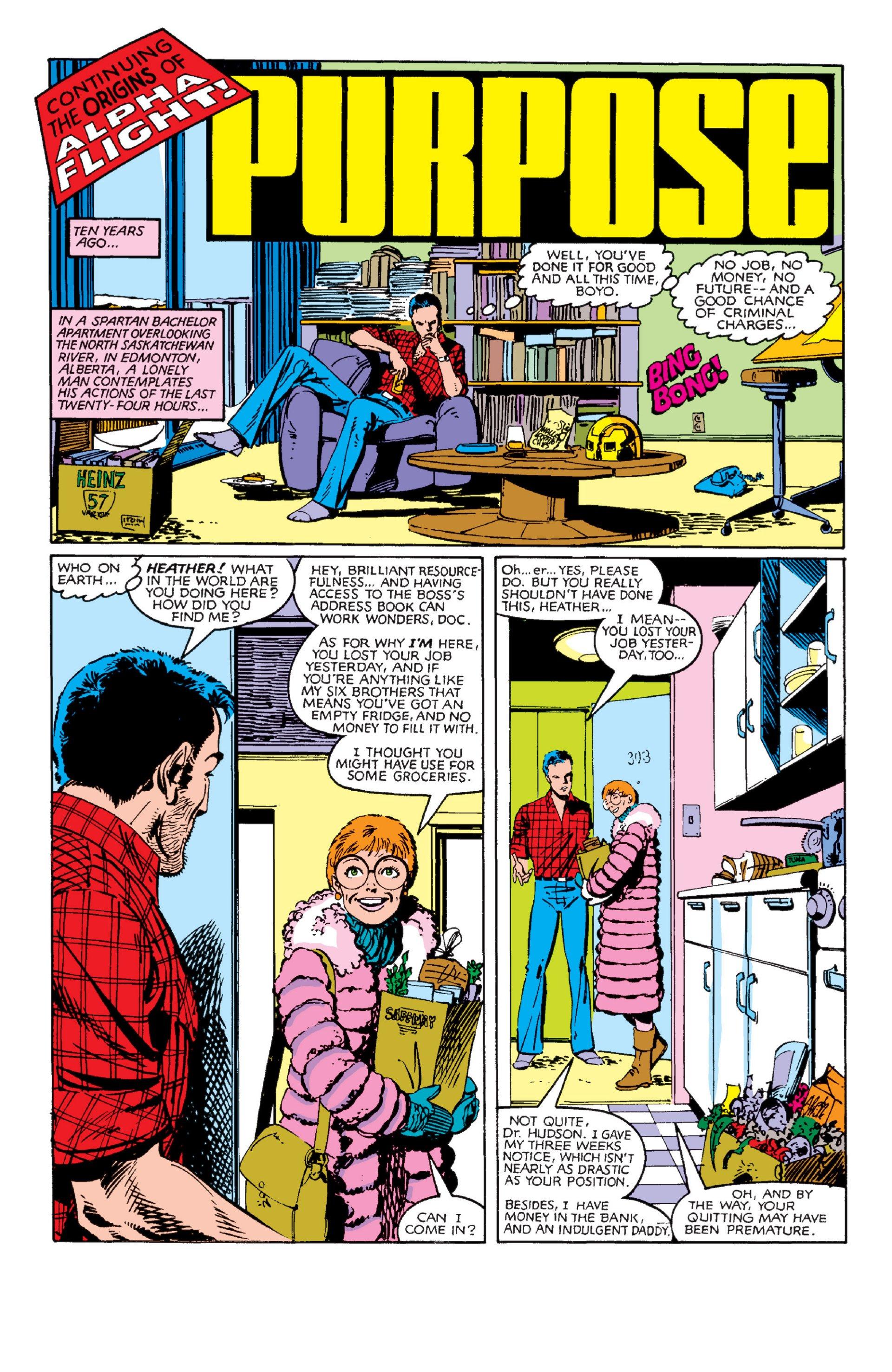 Read online Alpha Flight (1983) comic -  Issue #3 - 17