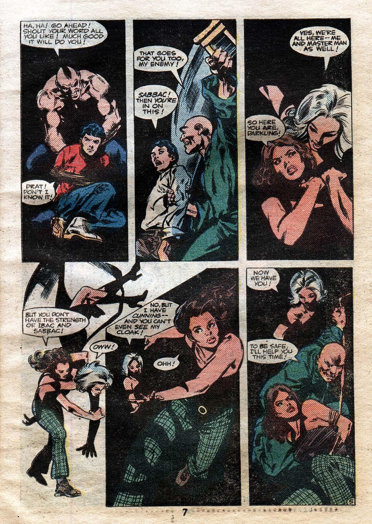 Read online Adventure Comics (1938) comic -  Issue #491 - 7