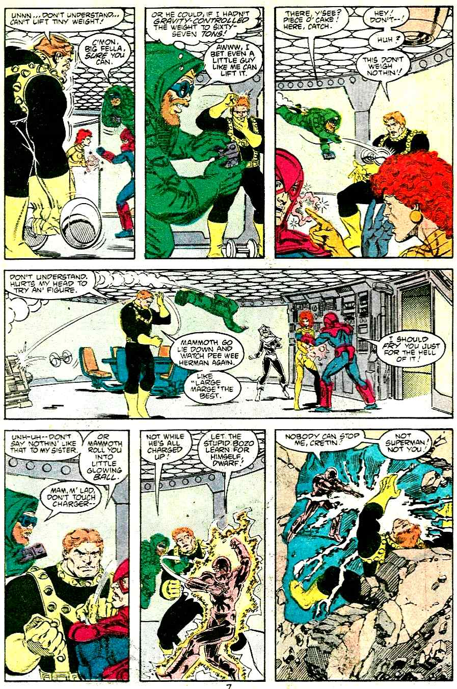 Adventures of Superman (1987) 430 Page 7
