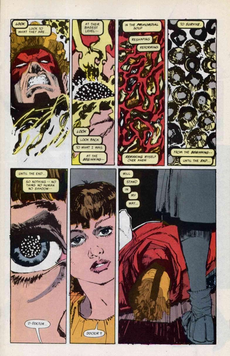 Read online Doctor Zero comic -  Issue #4 - 21
